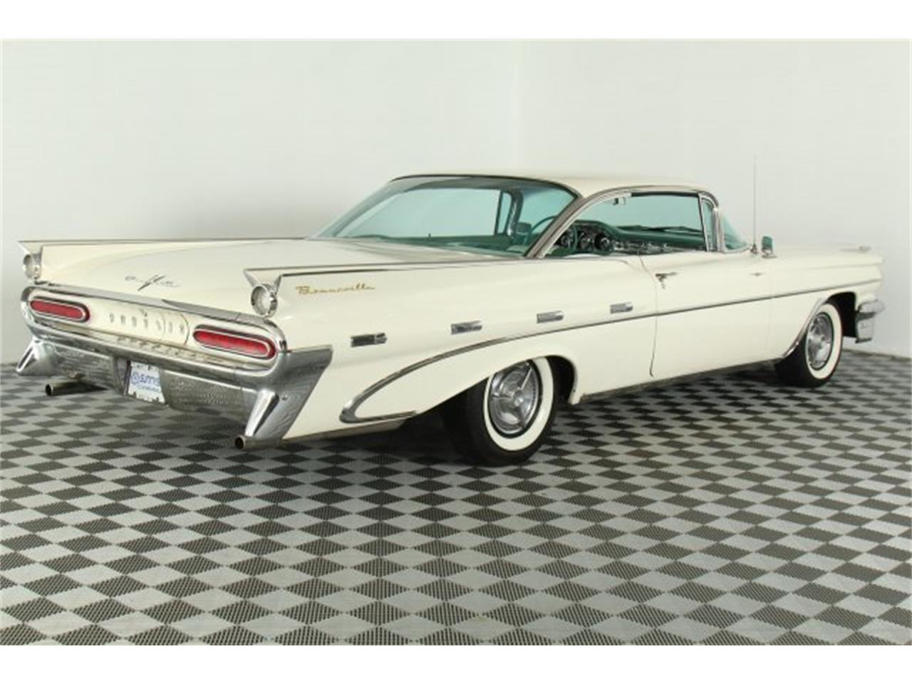 1959 Pontiac Bonneville for sale in Elyria, OH – photo 3