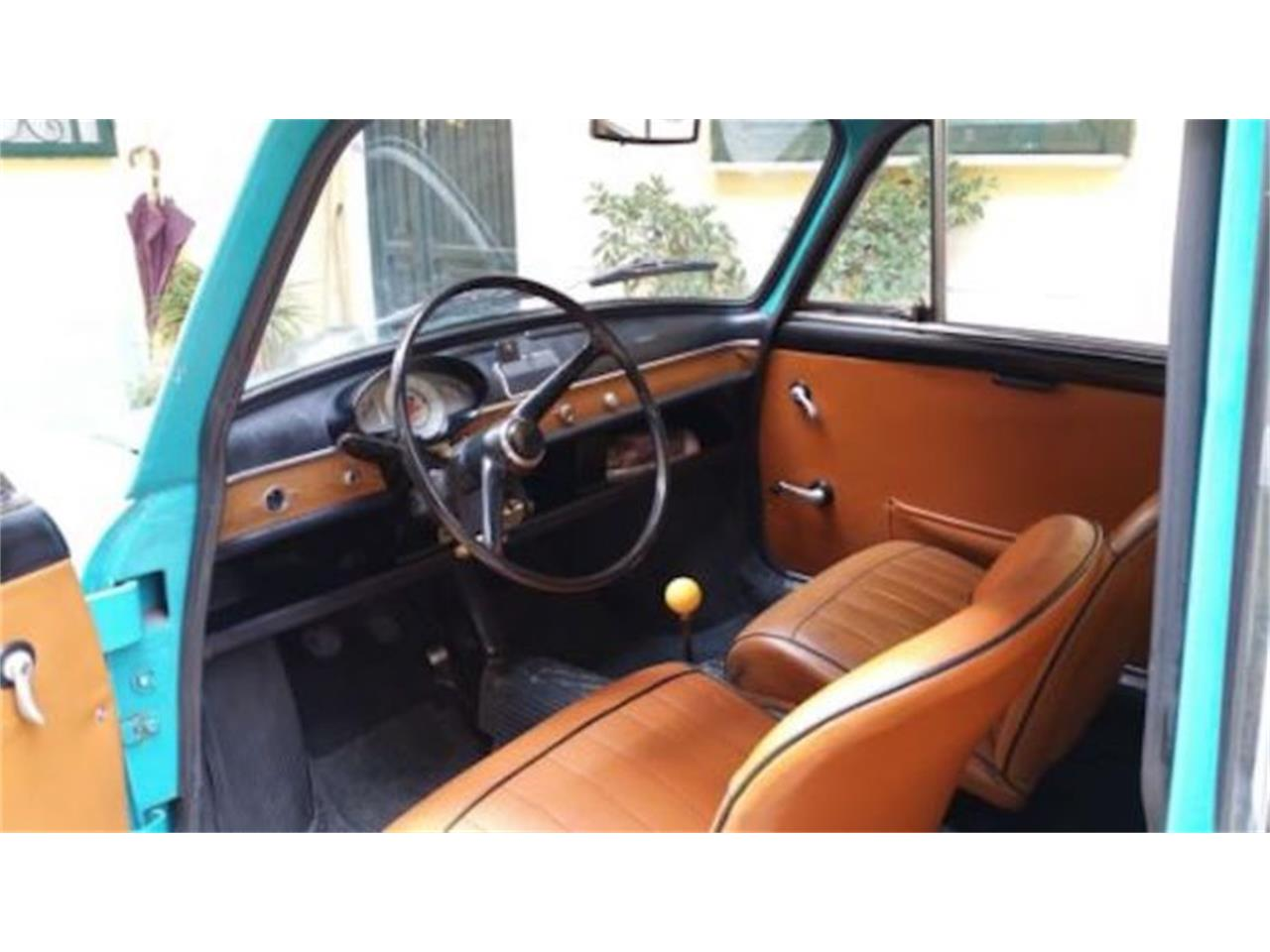 1968 Autobianchi Bianchina Panoramica for sale in Cadillac, MI – photo 3