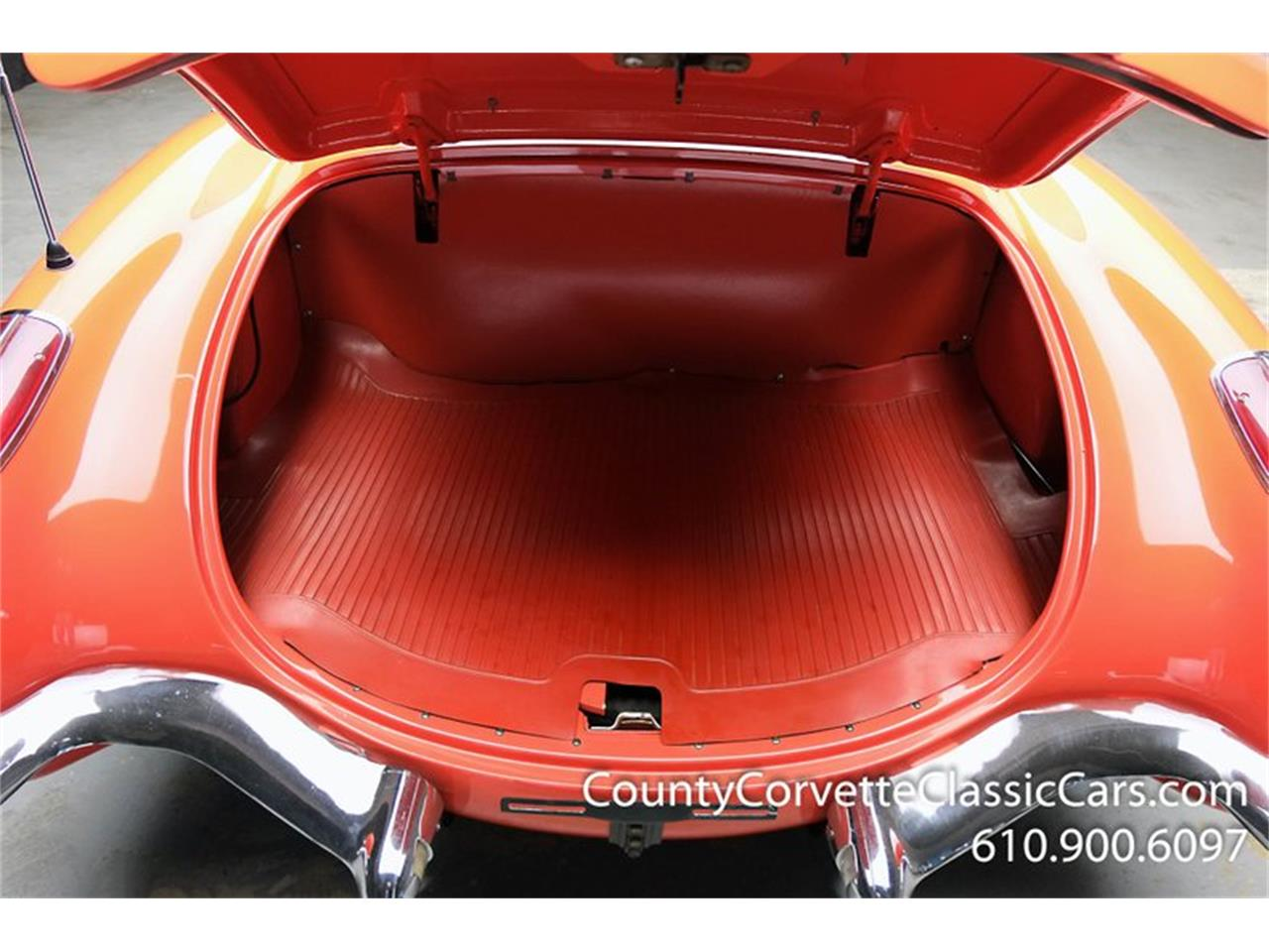 1958 Chevrolet Corvette for sale in West Chester, PA – photo 22