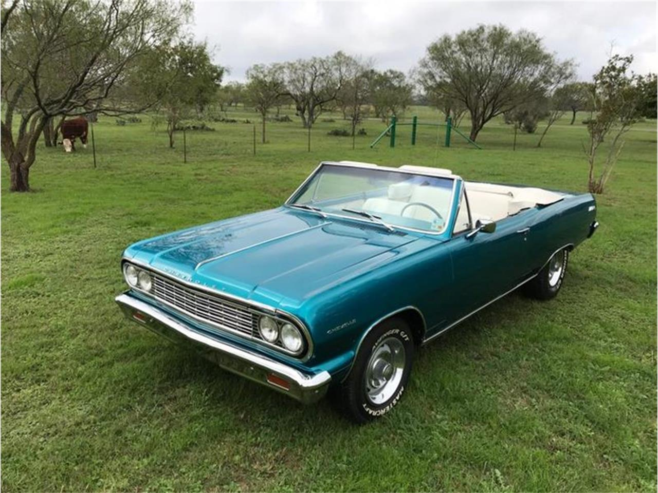1964 Chevrolet Chevelle for sale in Fredericksburg, TX – photo 43