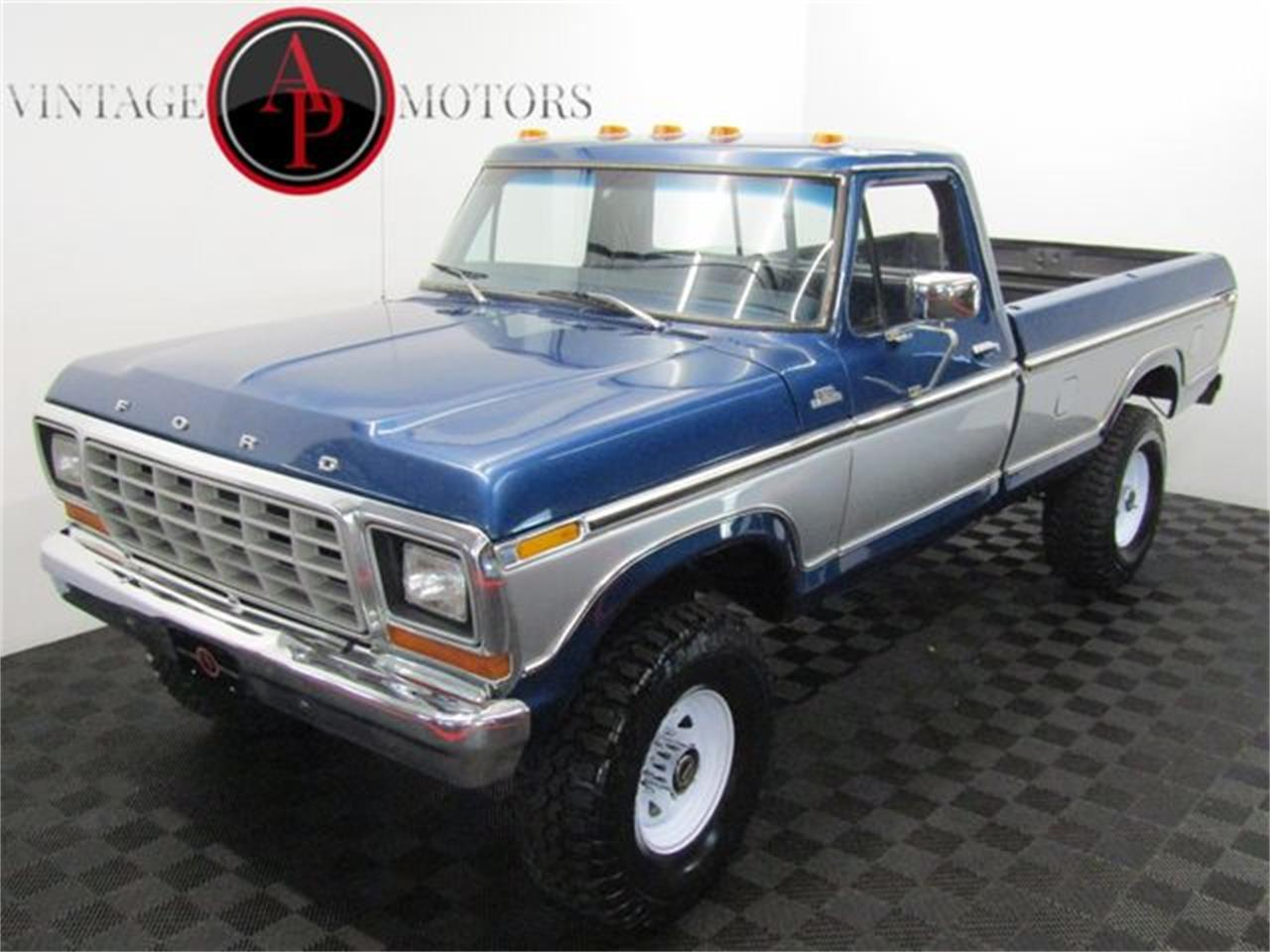 1979 Ford F250 for sale in Statesville, NC – photo 3