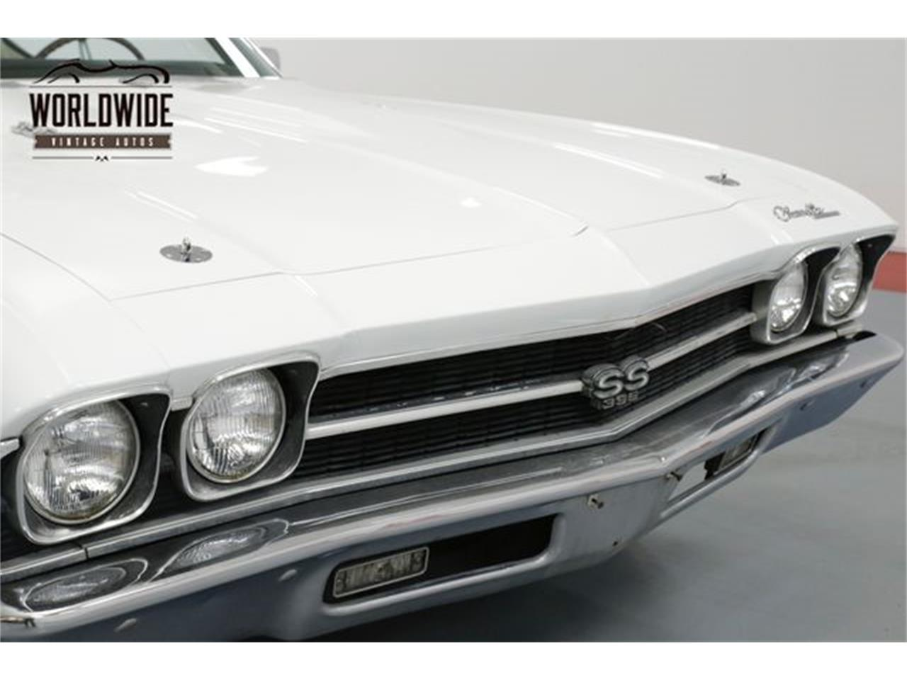 1969 Chevrolet Chevelle SS for sale in Denver , CO – photo 29
