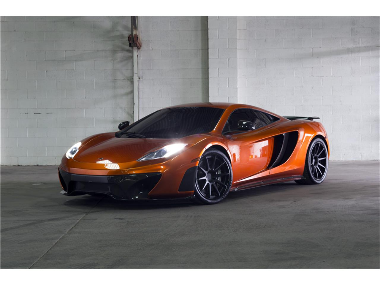 2012 McLaren MP4-12C for sale in West Palm Beach, FL