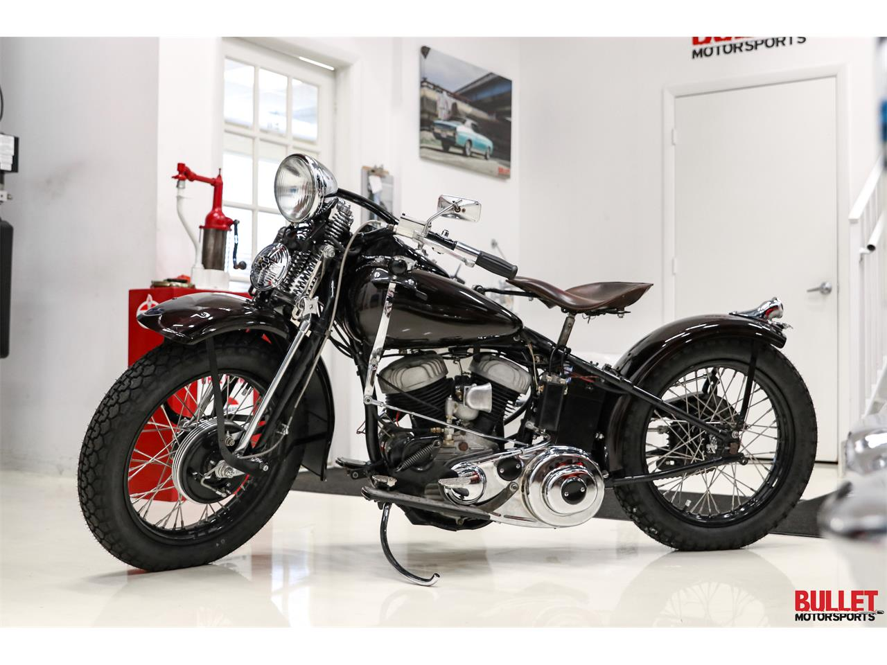 1946 Harley-Davidson Motorcycle for sale in Fort Lauderdale, FL – photo 3