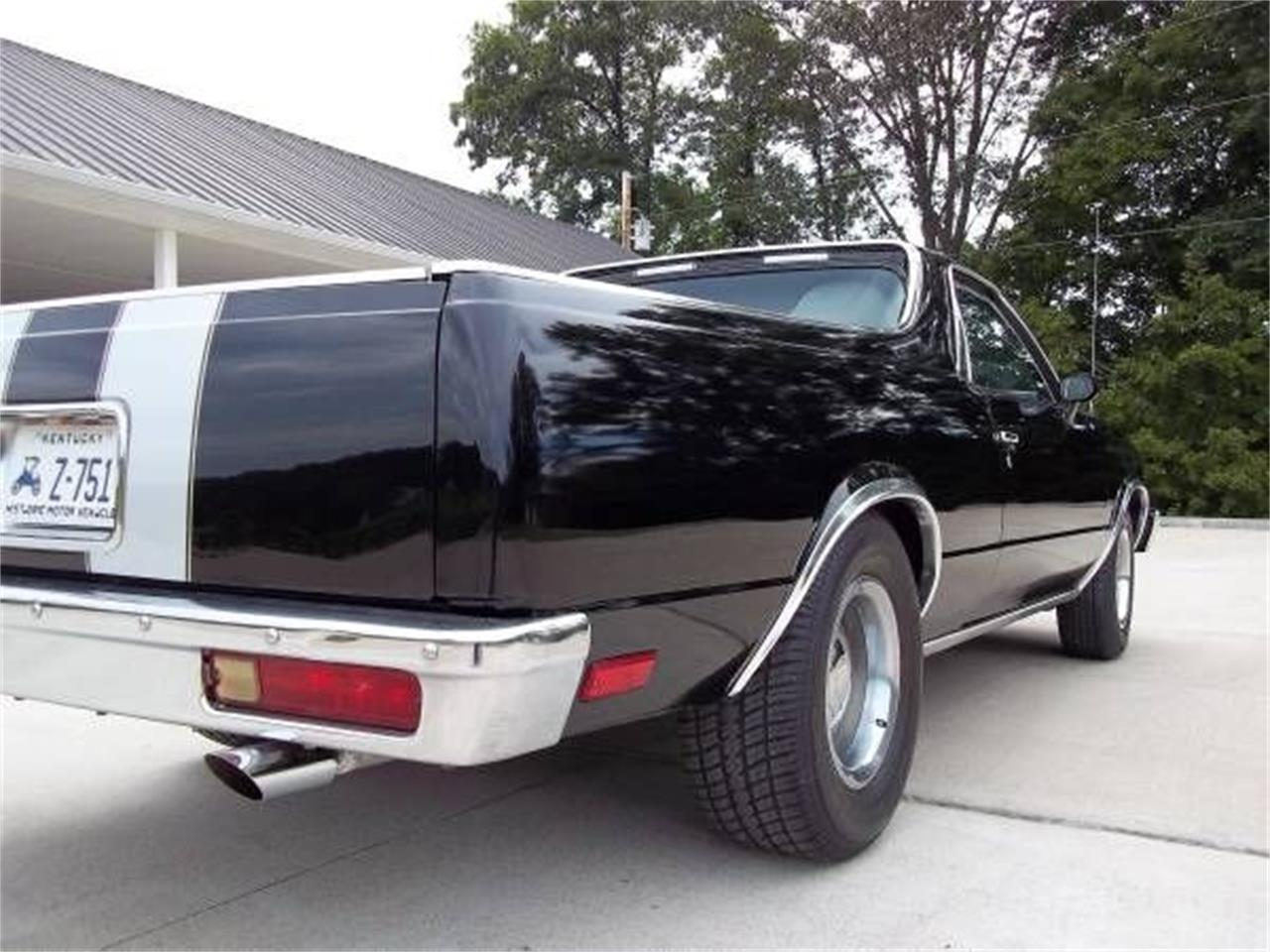 1985 Chevrolet El Camino for sale in Cadillac, MI – photo 12