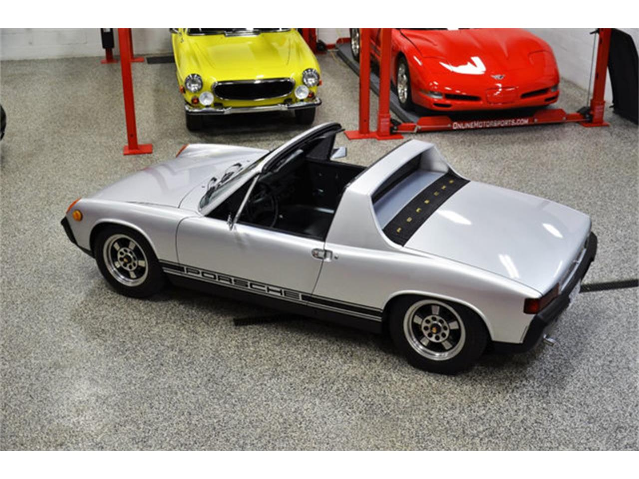 1972 Porsche 914 for sale in Plainfield, IL – photo 19