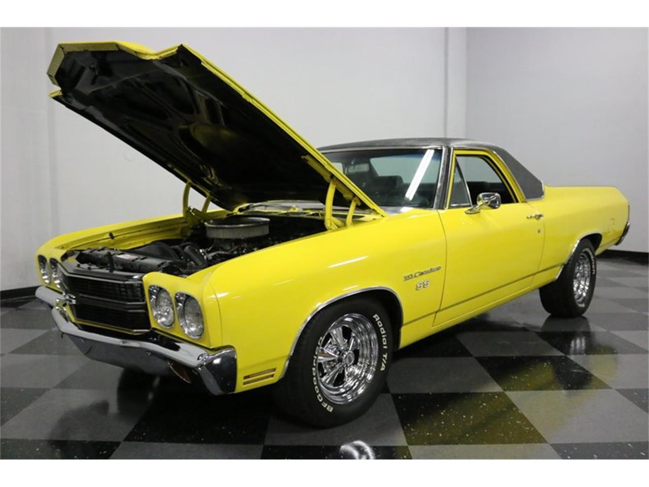 1970 Chevrolet El Camino for sale in Ft Worth, TX – photo 38