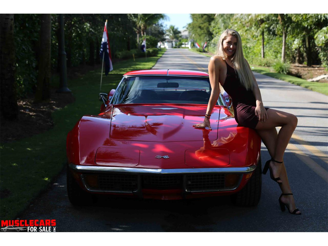 1972 Chevrolet Corvette for sale in Fort Myers, FL – photo 75