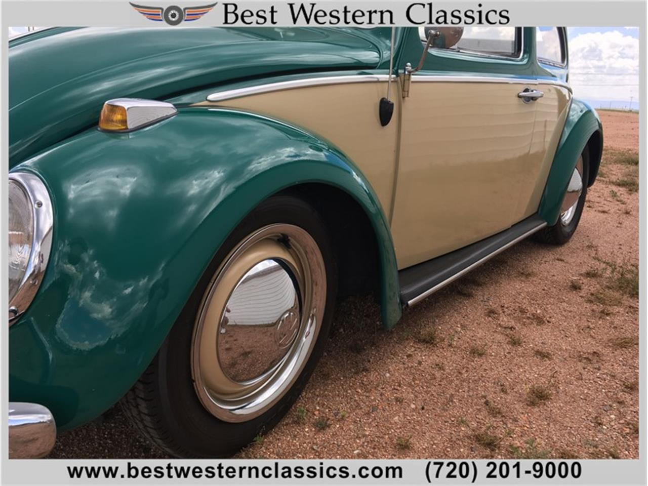 1964 Volkswagen Beetle for sale in Franktown, CO – photo 24