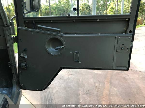 1977 Steyr Puch Pinzgauer 712K 6x6 Hard top! Very rare, Hard to find v for sale in Naples, FL – photo 19
