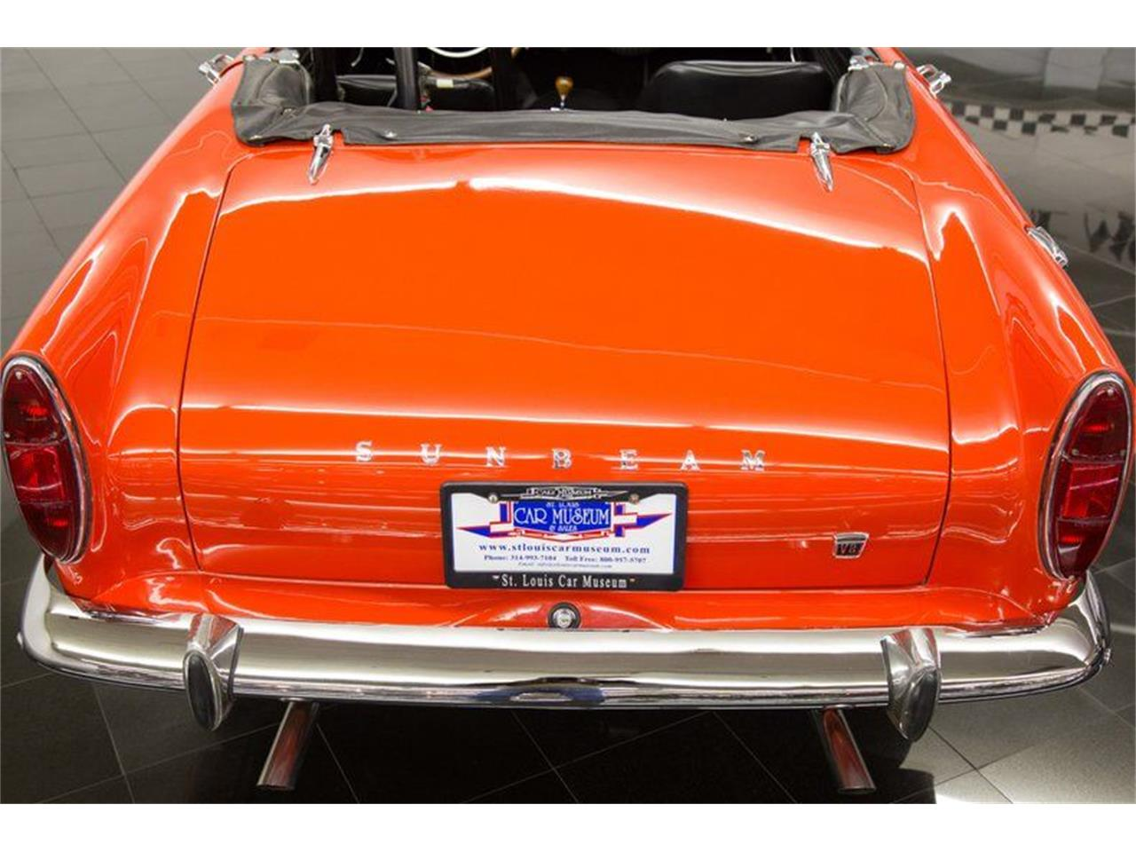 1966 Sunbeam Tiger for sale in St. Louis, MO – photo 35