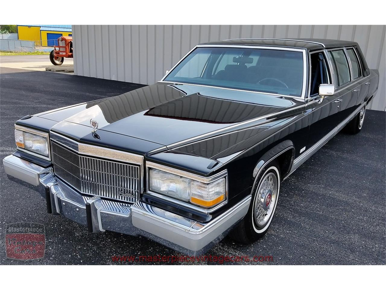1991 Cadillac Brougham for sale in Whiteland, IN – photo 8