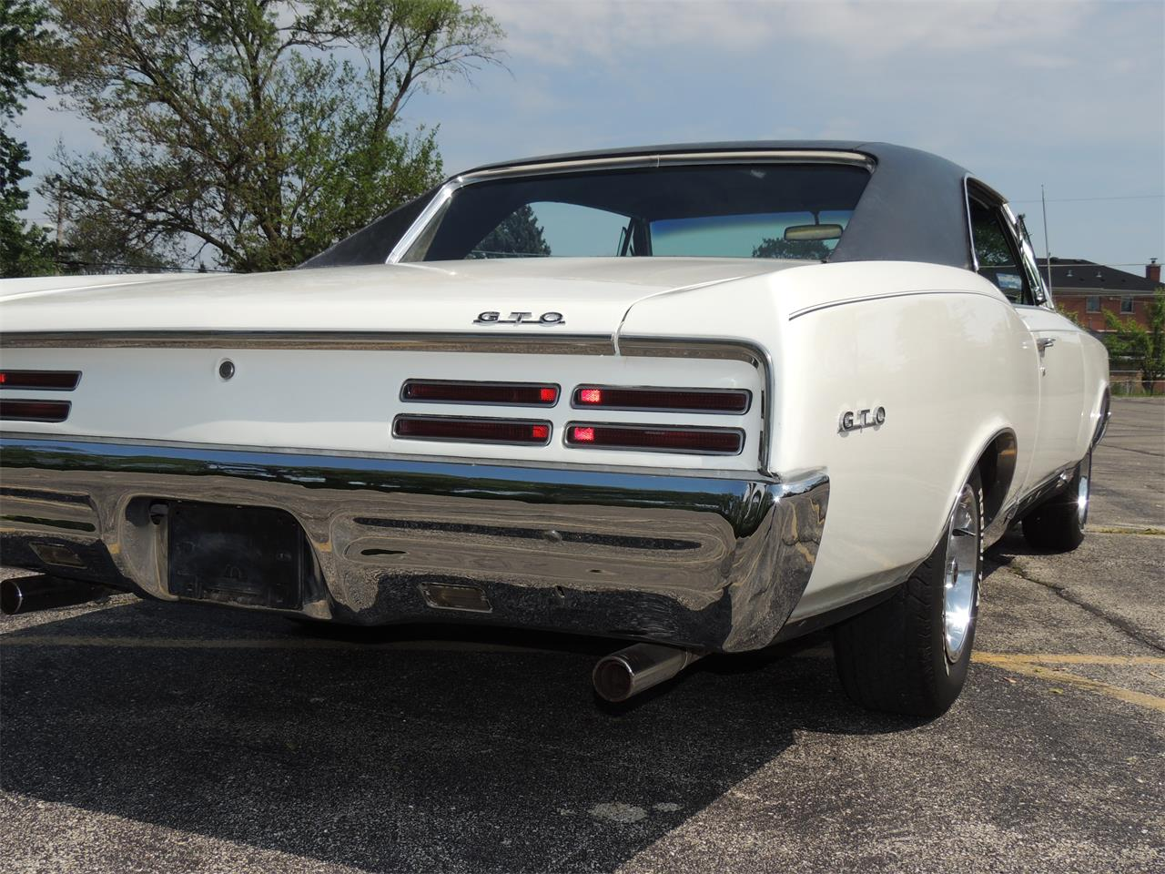 1967 Pontiac GTO for sale in Chicago, IL – photo 2