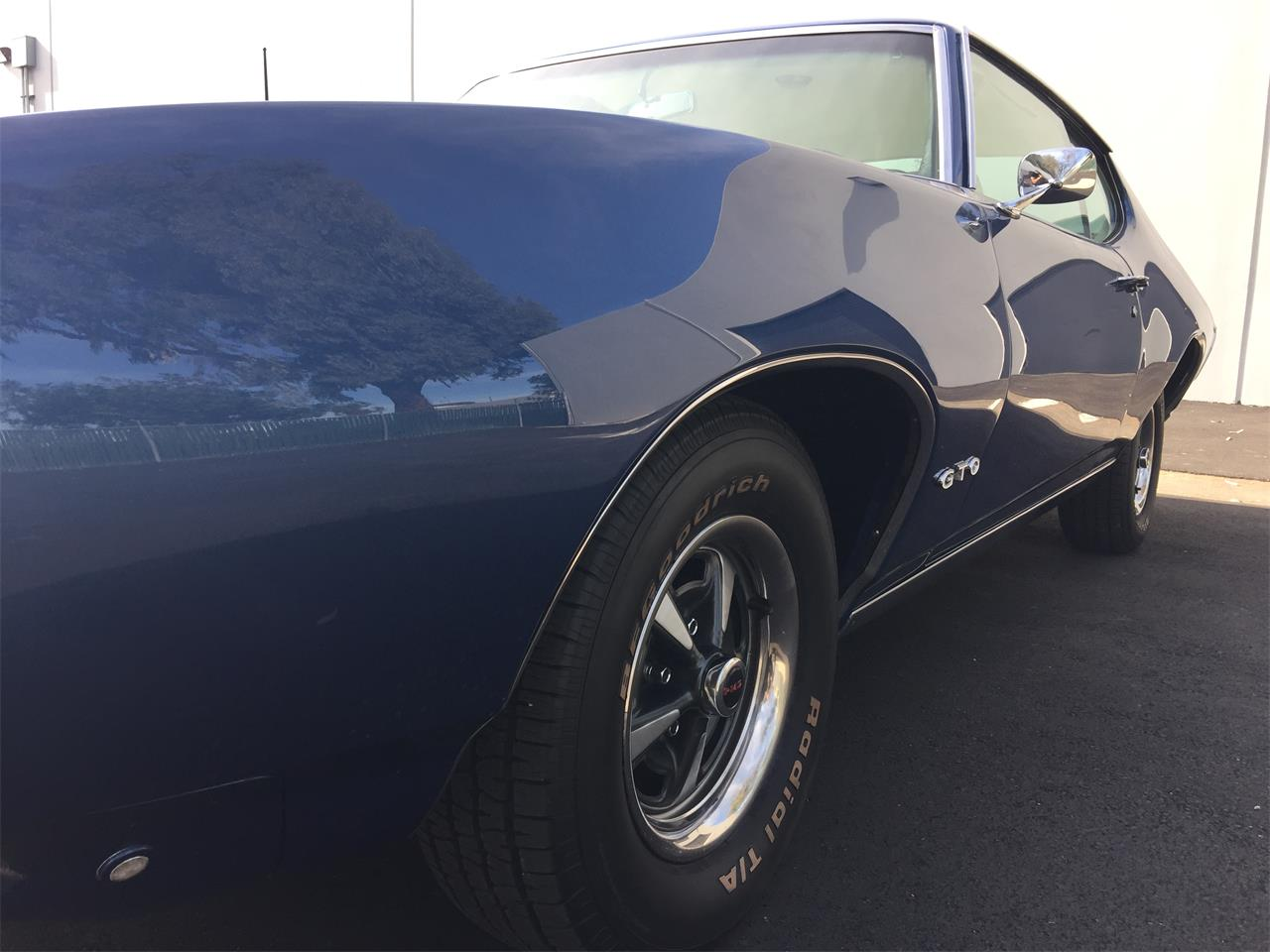 1969 Pontiac GTO for sale in Irvine, CA – photo 20