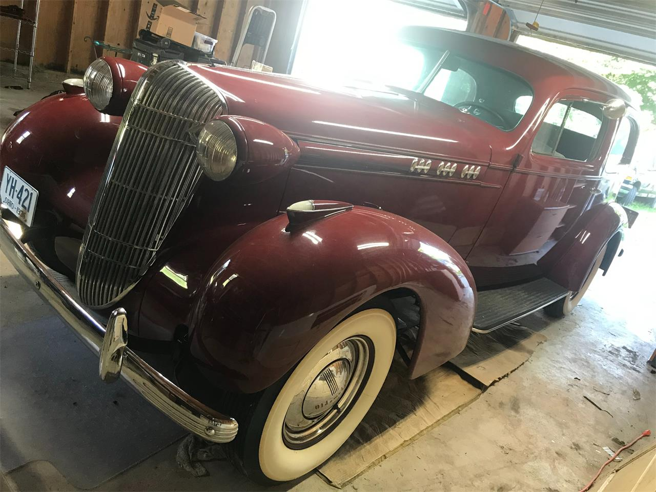 1936 Oldsmobile Antique for sale in Barnesville, OH ...
