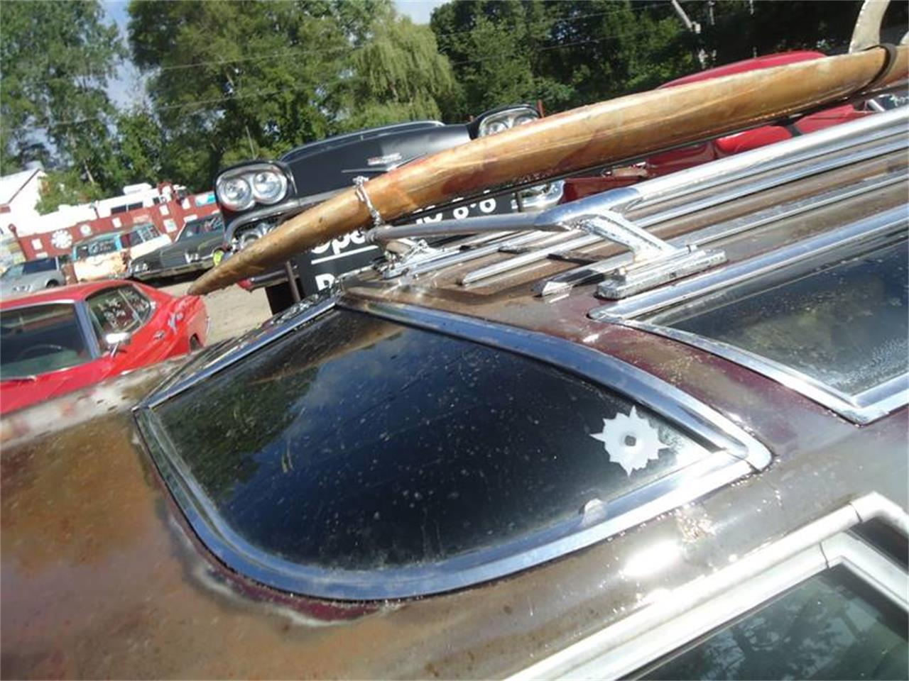 1965 sport wagon glass roof buick for sale in Jackson, MI – photo 23