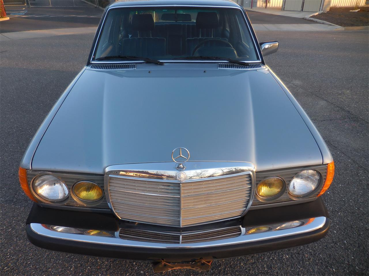 1982 Mercedes-Benz 300D for sale in Anderson, CA – photo 18