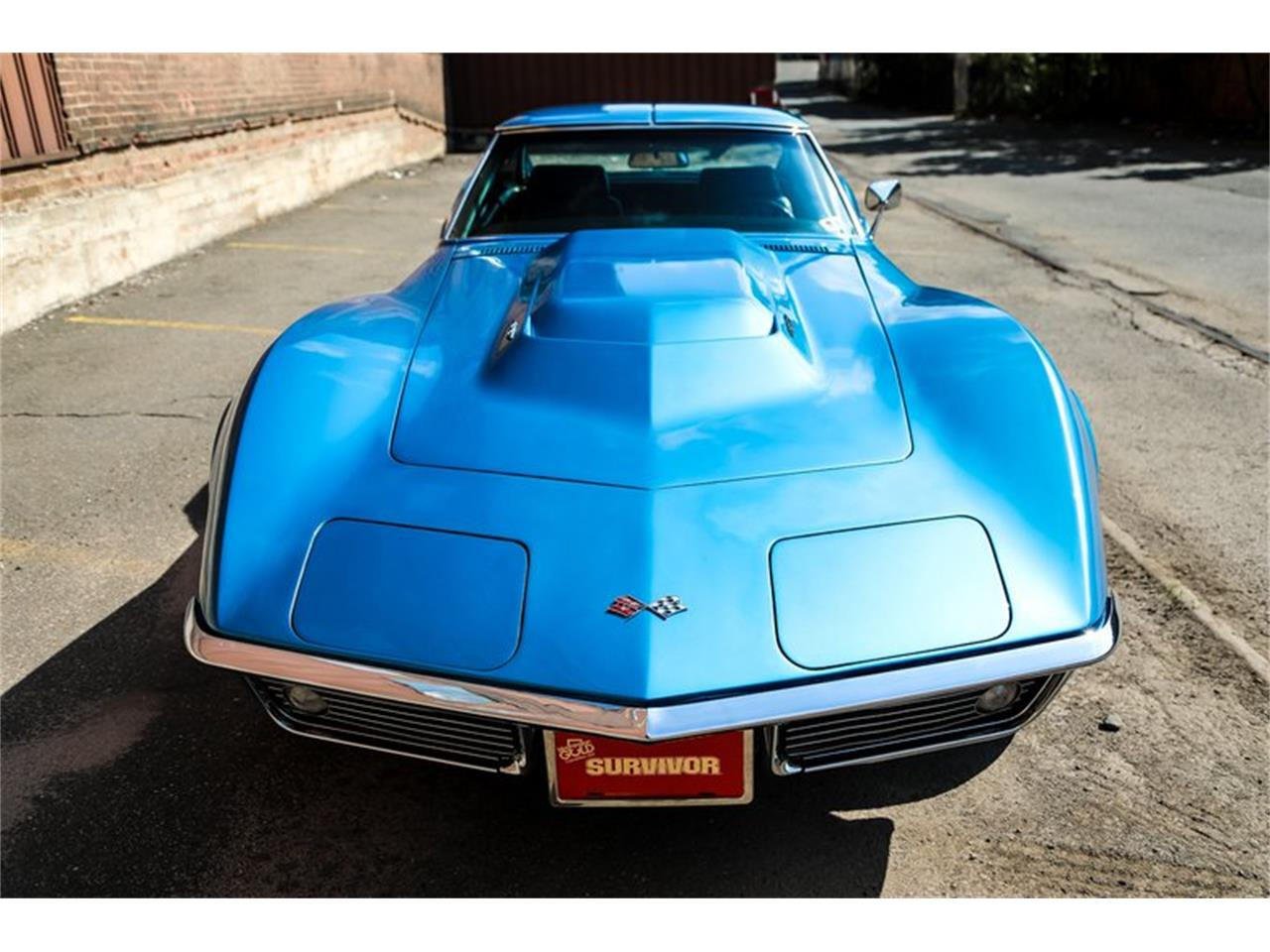 1969 Chevrolet Corvette for sale in Wallingford, CT – photo 72