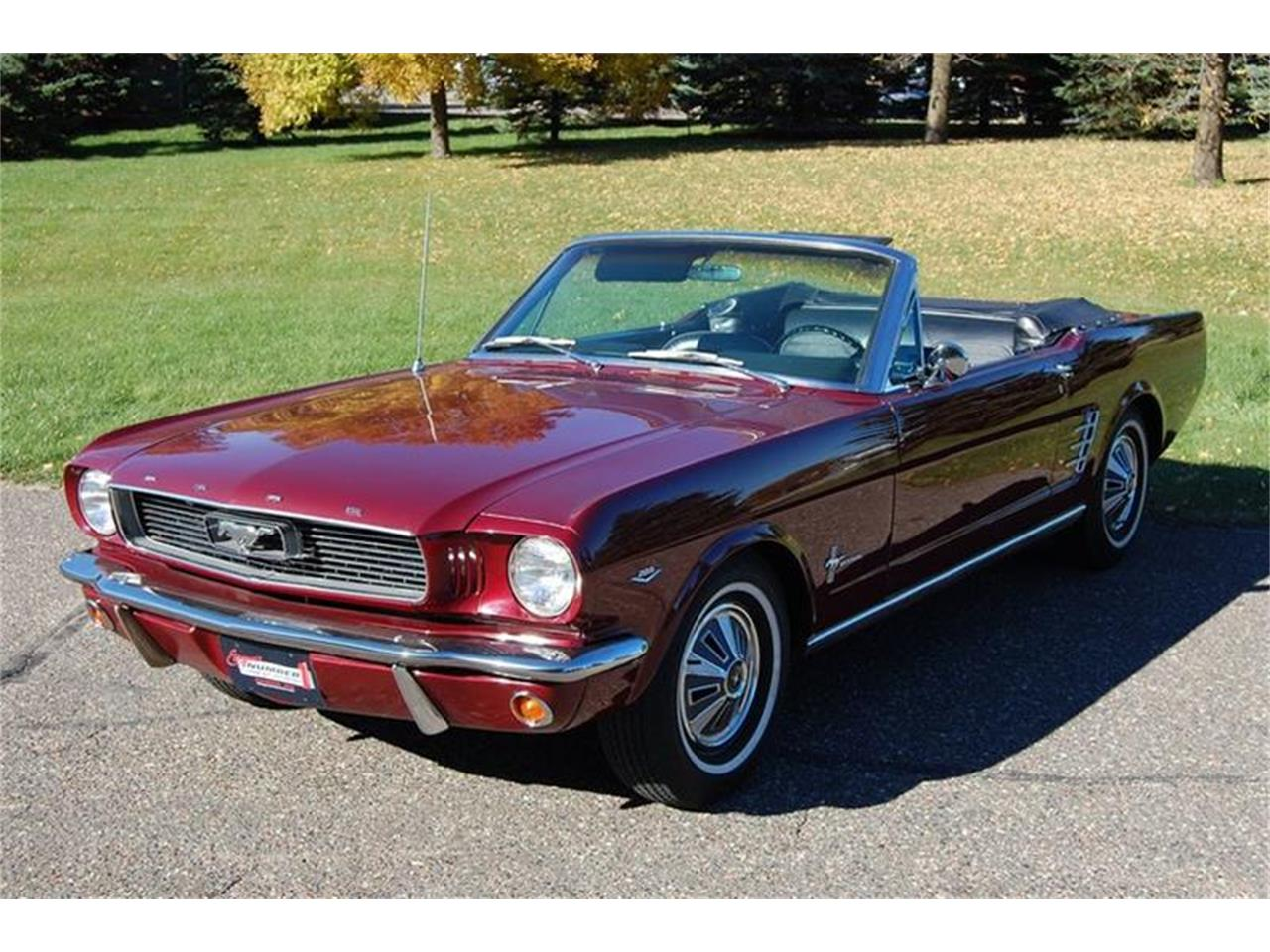 1966 Ford Mustang for sale in Rogers, MN – photo 7