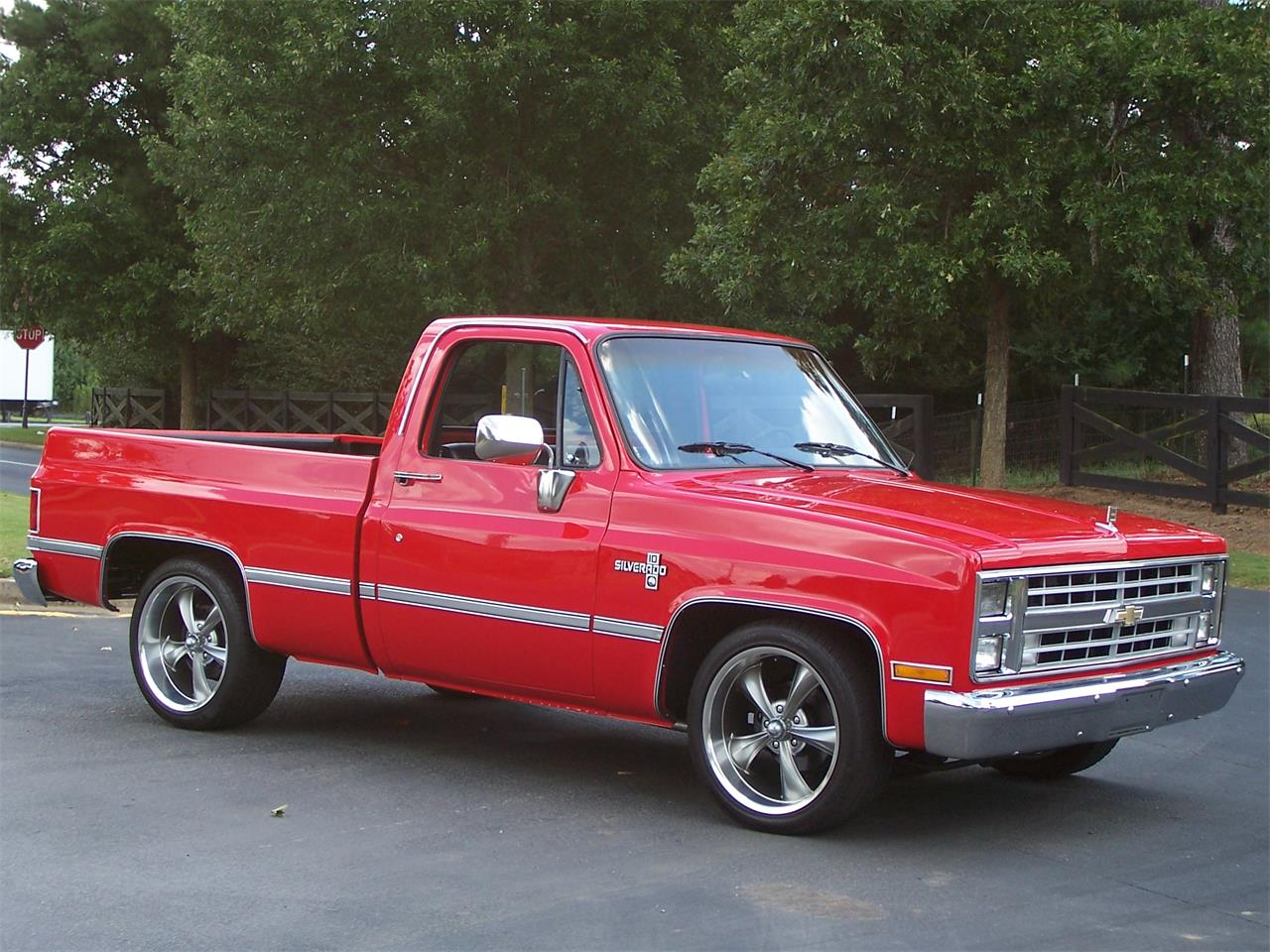 1985 Chevrolet C/K 10 for sale in Alpharetta, GA – photo 5