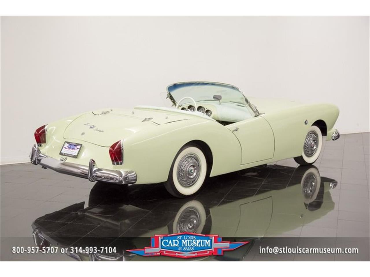 1954 Kaiser Darrin for sale in St. Louis, MO – photo 20