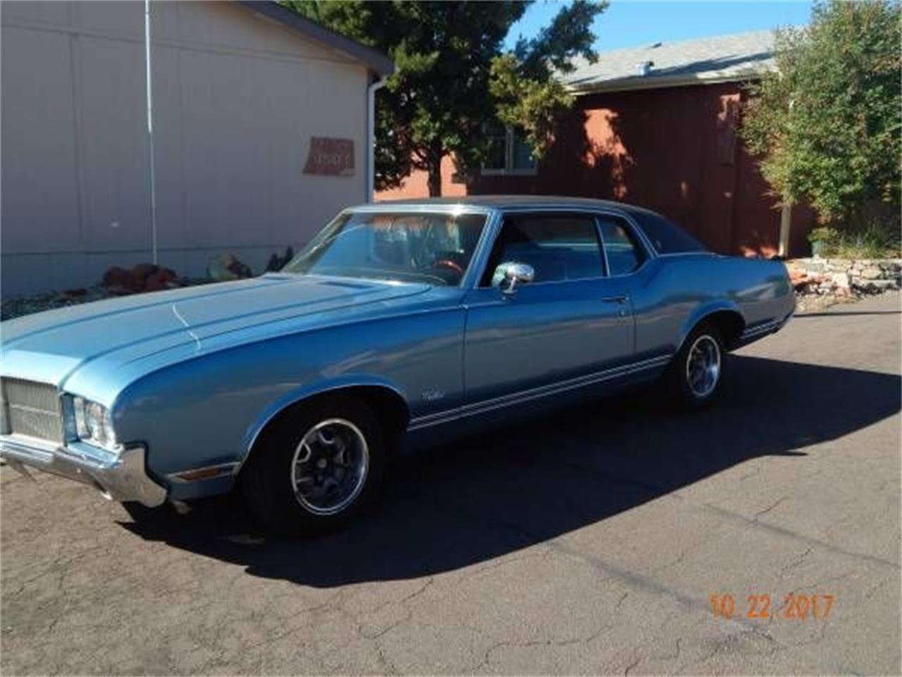 1971 Oldsmobile Cutlass for sale in Cadillac, MI – photo 10