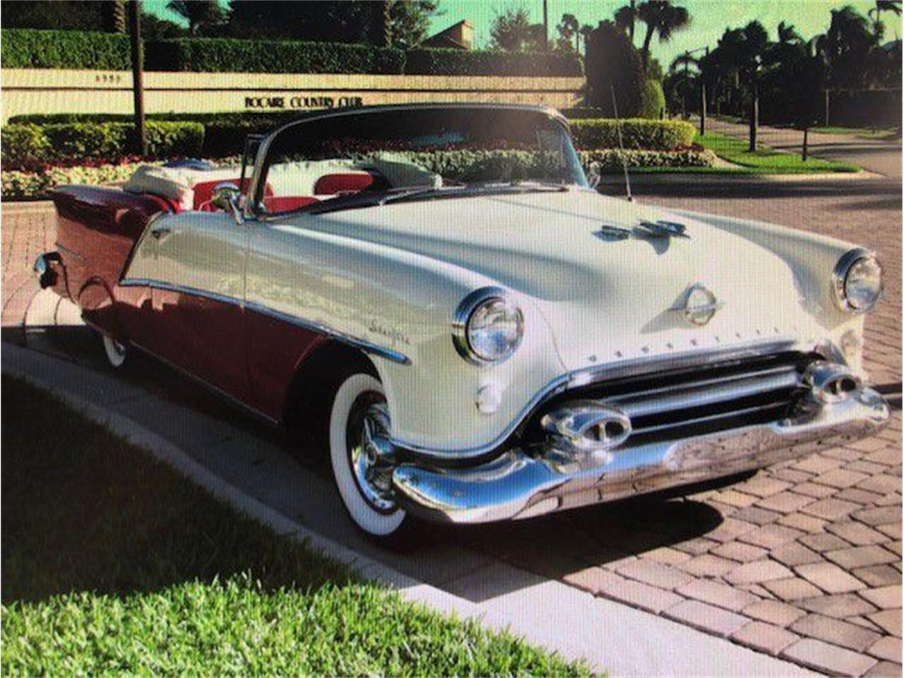 1954 Oldsmobile 98 for sale in Boca Raton, FL – photo 2