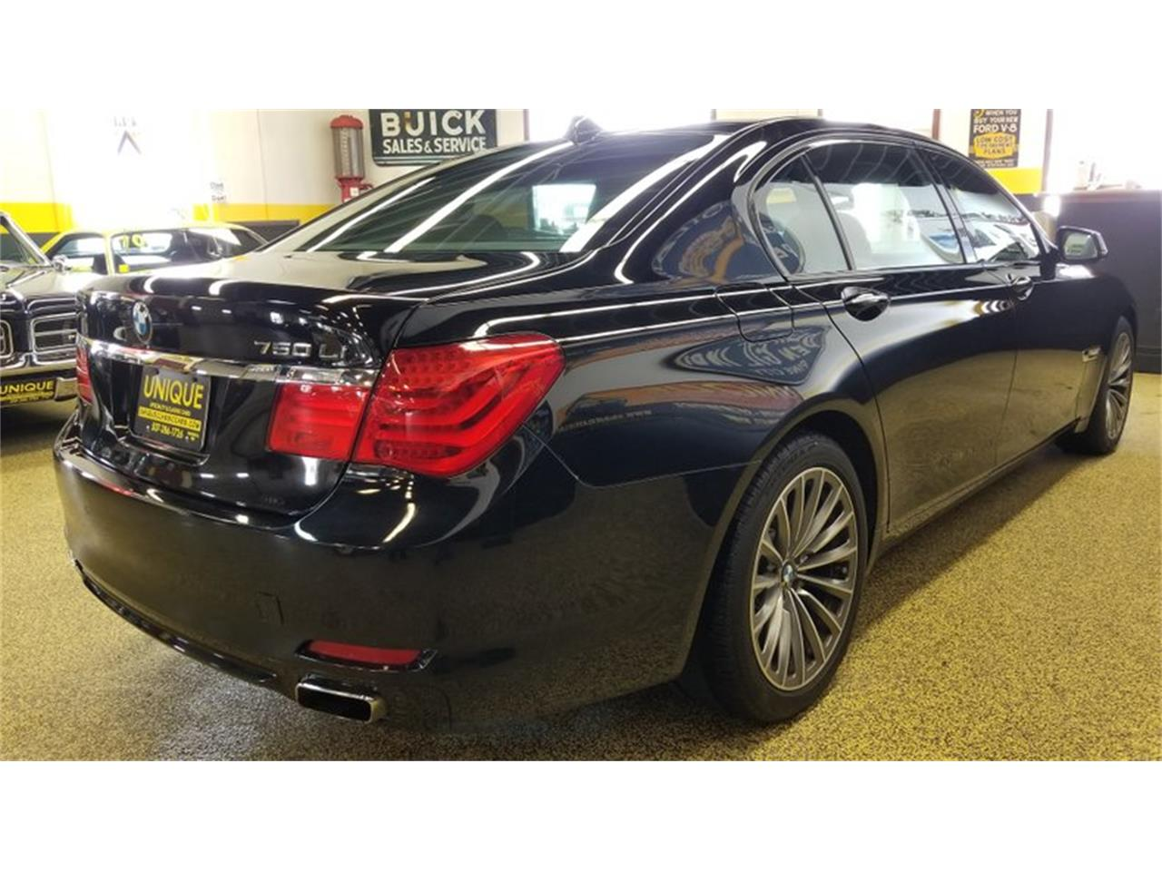 2009 Bmw 750li For Sale >> 2009 Bmw 750li For Sale In Mankato Mn Classiccarsbay Com