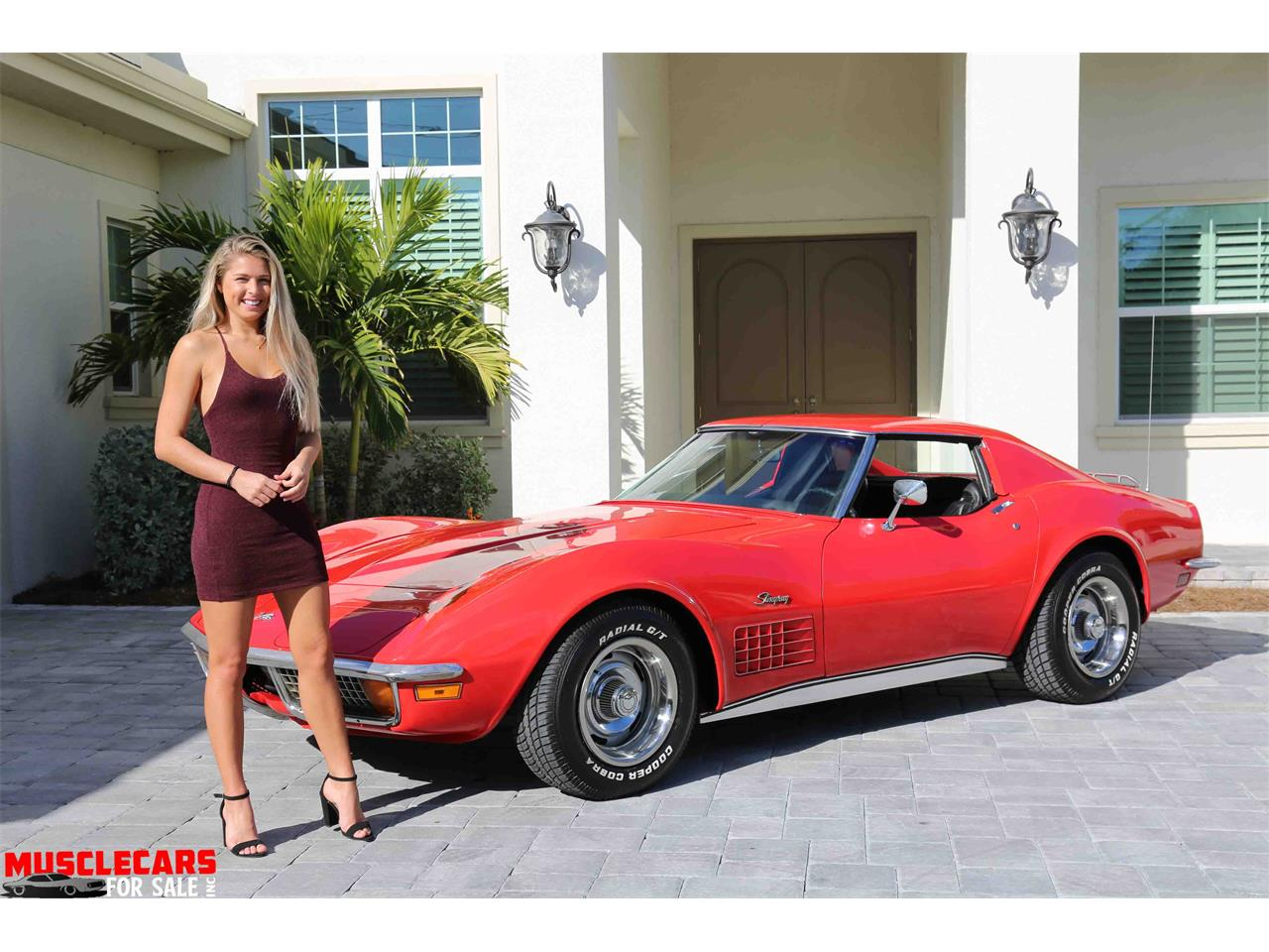 1972 Chevrolet Corvette for sale in Fort Myers, FL – photo 80