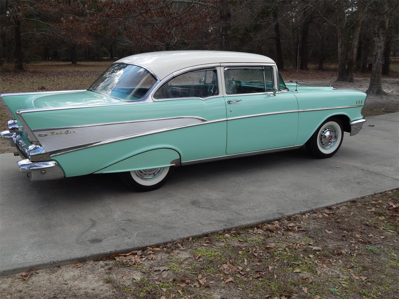 1957 Chevrolet Bel Air for sale in Online, Online Auction – photo 4