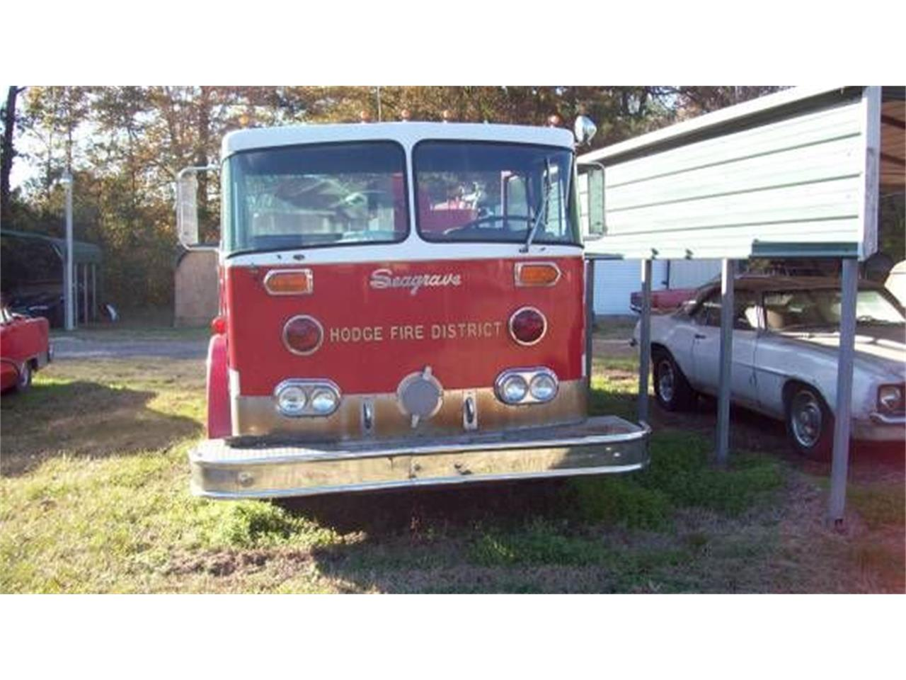 1977 Seagrave Fire Truck for sale in Cadillac, MI – photo 5