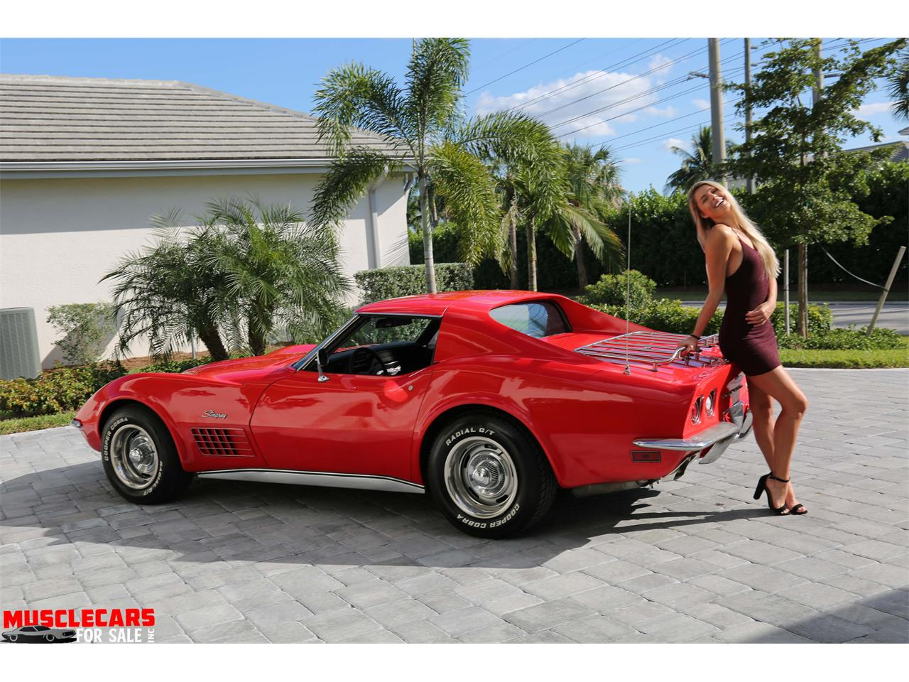 1972 Chevrolet Corvette for sale in Fort Myers, FL – photo 2