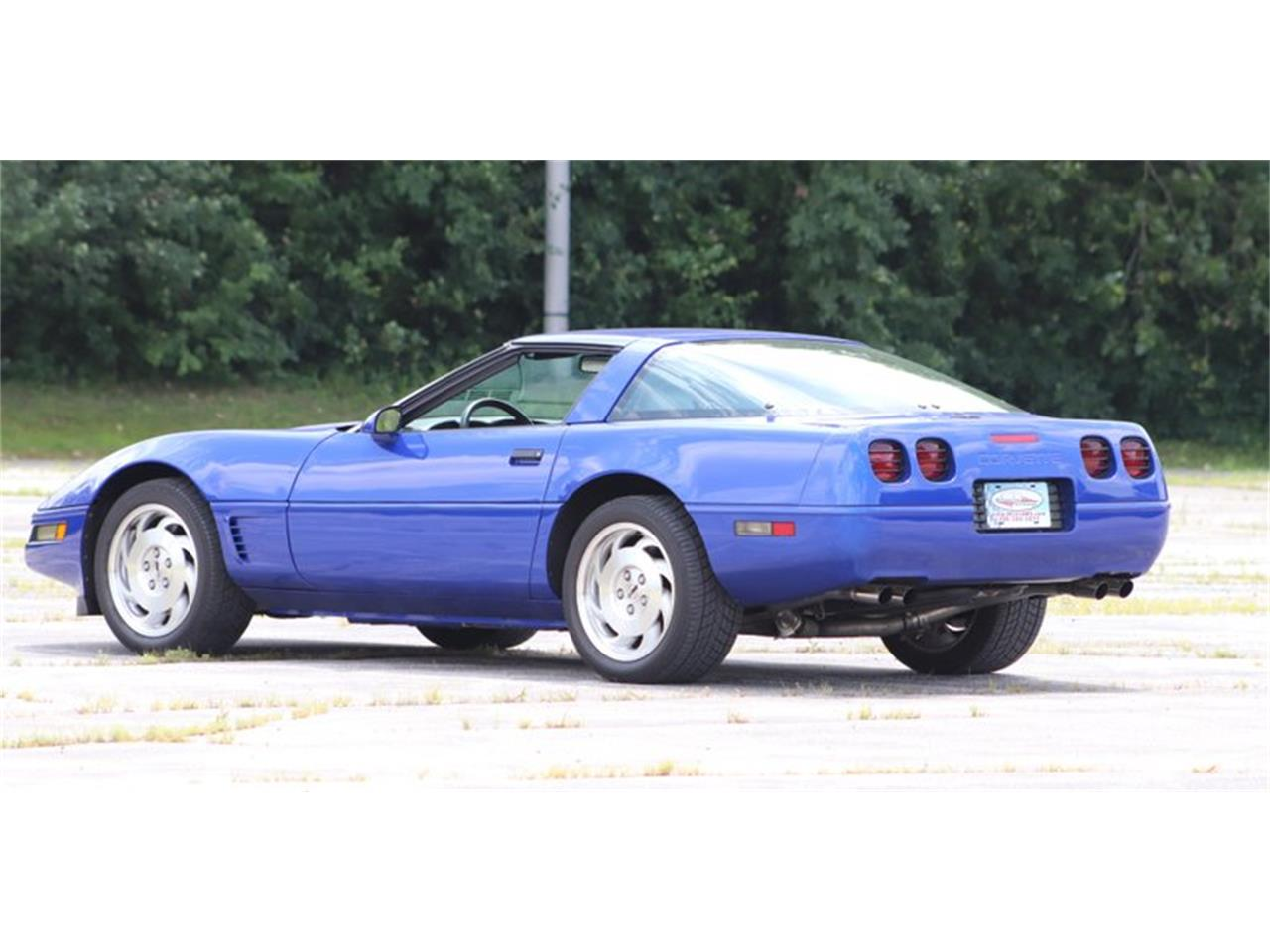 1995 Chevrolet Corvette for sale in Alsip, IL – photo 90