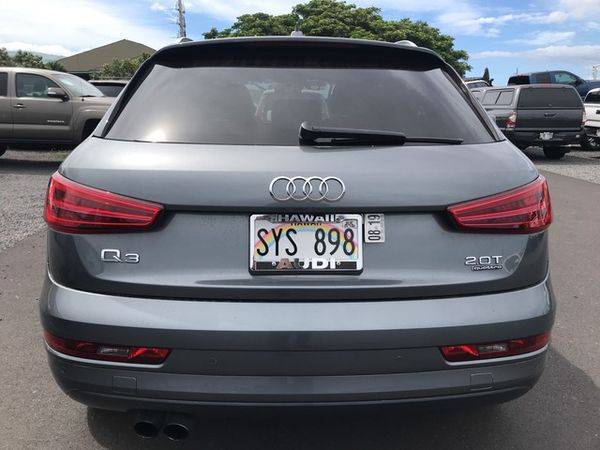 2017 Audi Q3 Premium Plus BAD CREDIT OK !! for sale in Kihei, HI – photo 4