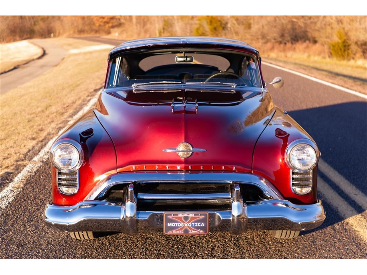 1950 Oldsmobile 98 For Sale In St  Louis  Mo