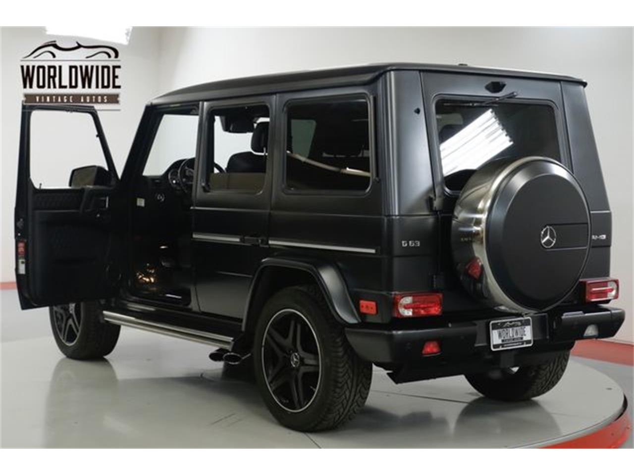 2014 Mercedes-Benz G63 for sale in Denver , CO – photo 38