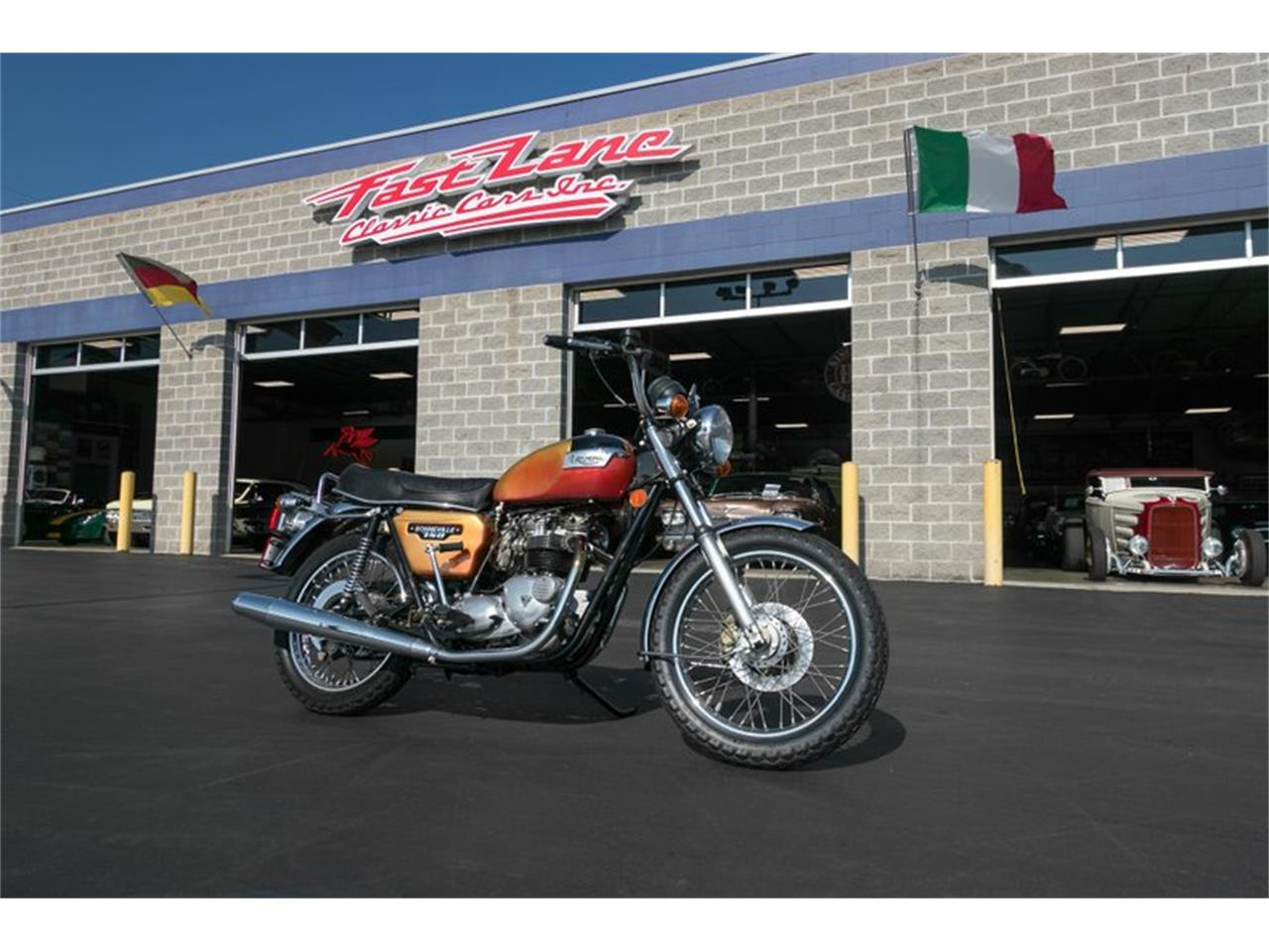 1979 Triumph Bonneville for sale in St. Charles, MO