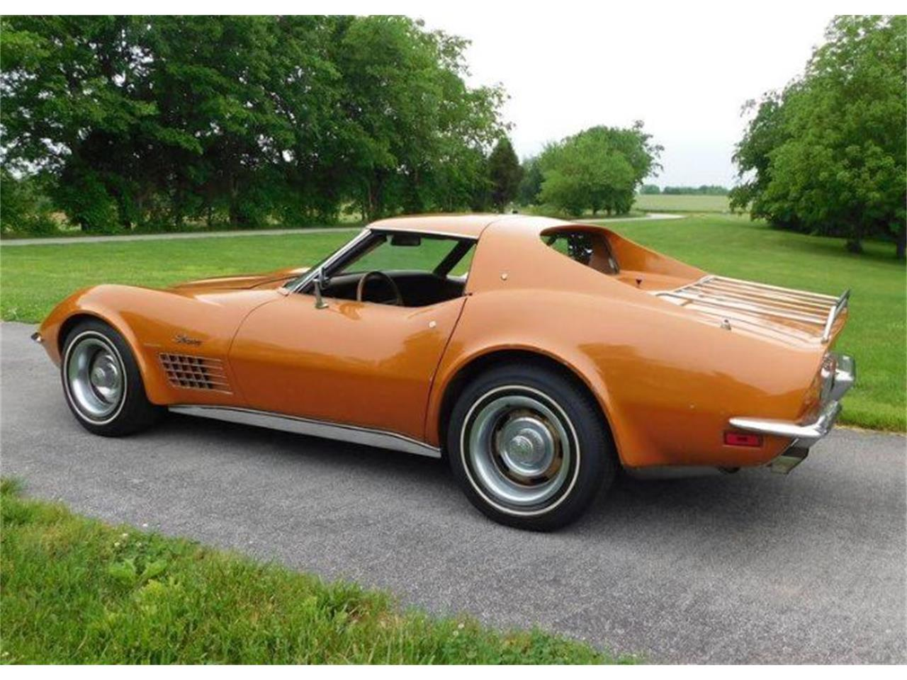 1971 Chevrolet Corvette for sale in Cadillac, MI – photo 3