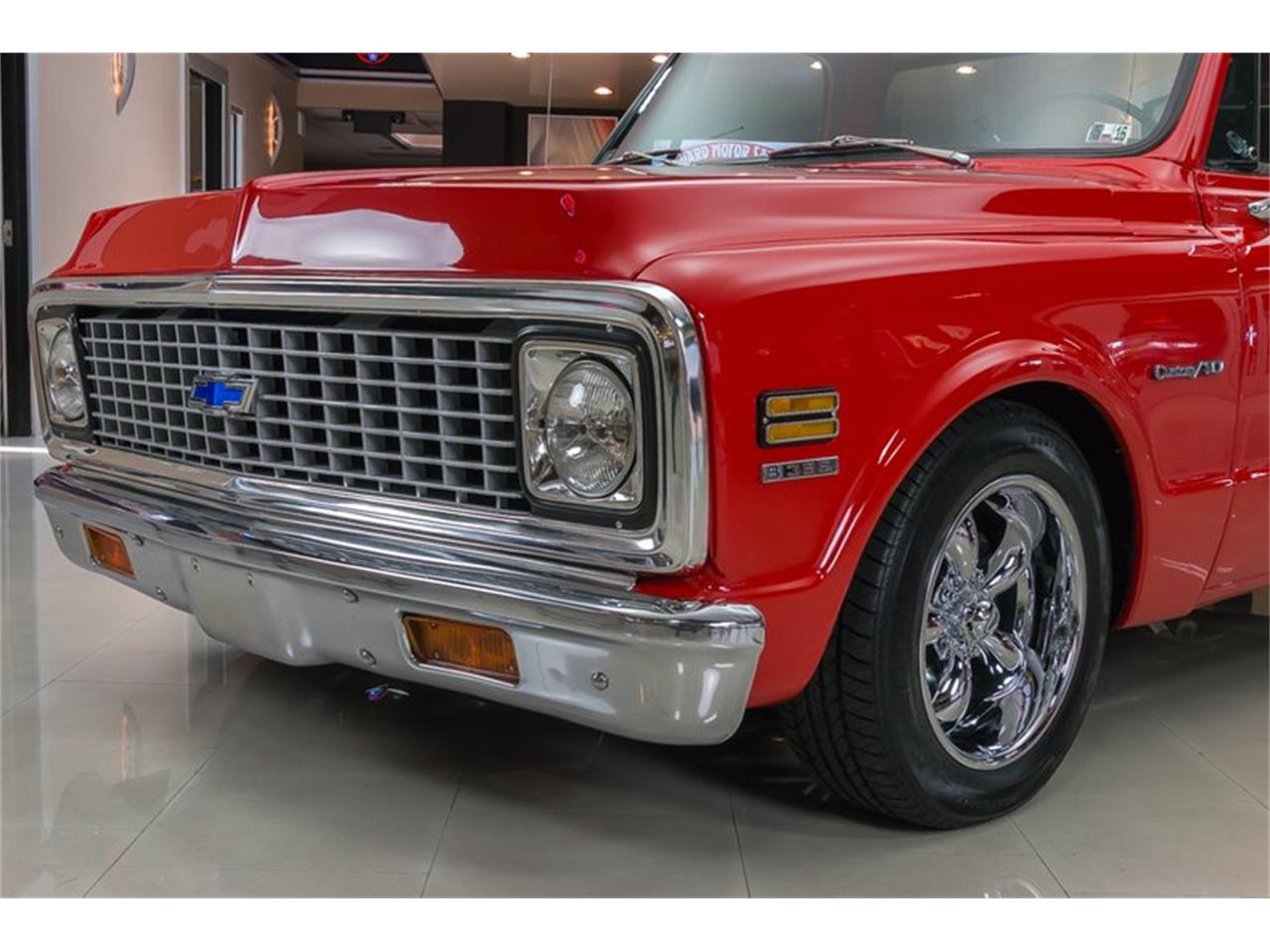 1972 Chevrolet C10 for sale in Plymouth, MI – photo 25