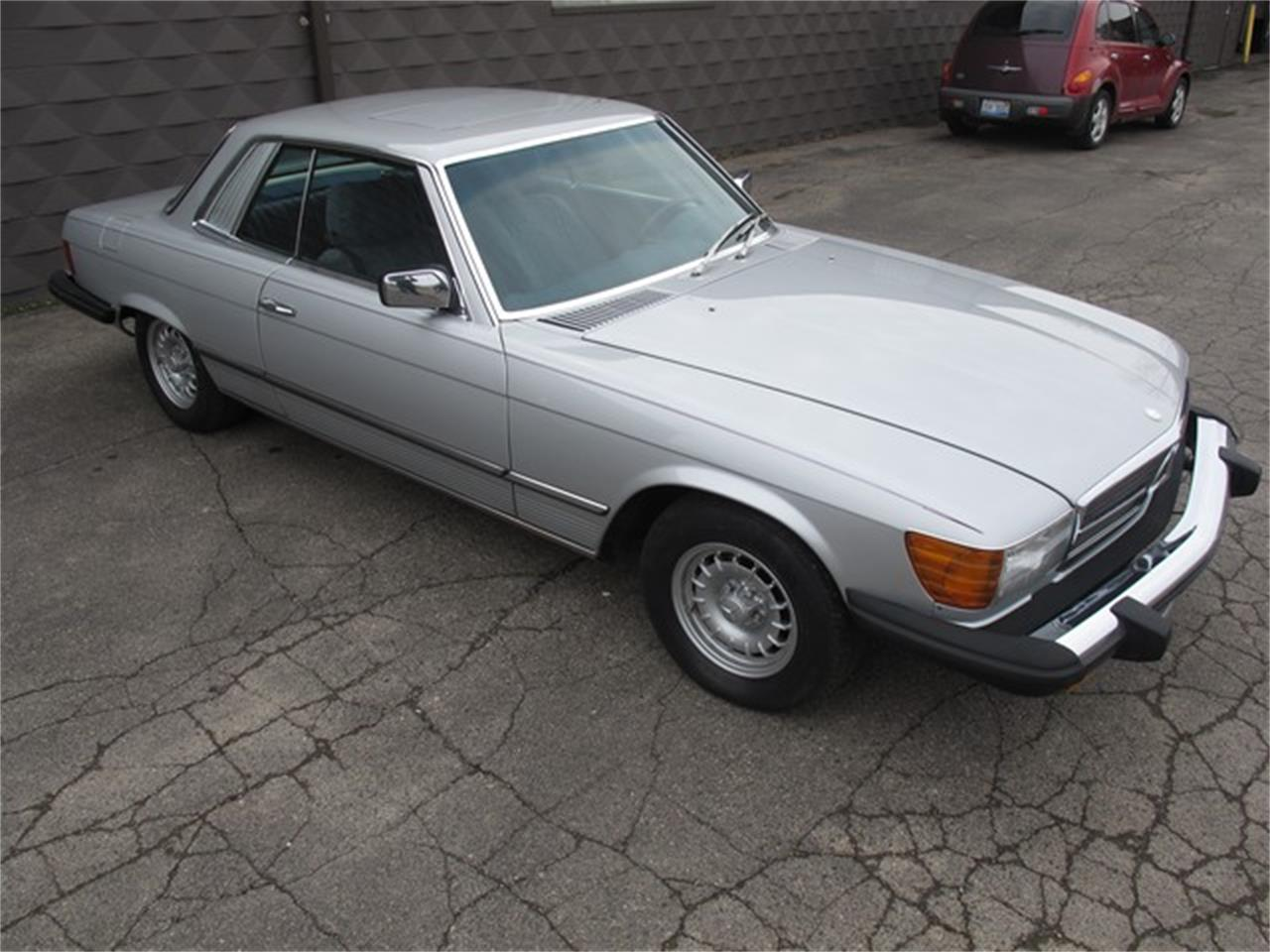 1977 Mercedes-Benz 450SLC for sale in Troy, MI – photo 16
