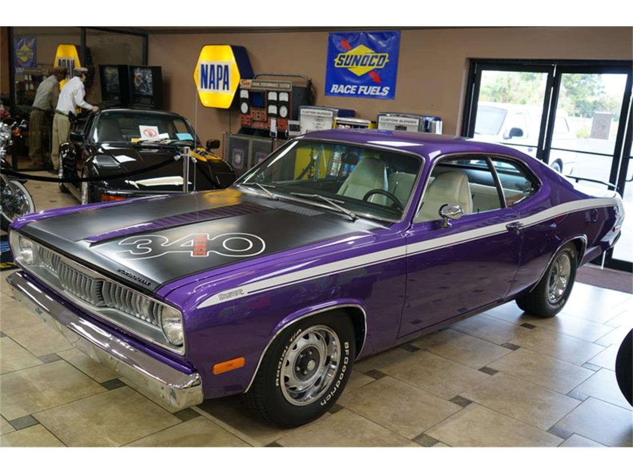 1972 Plymouth Duster for sale in Venice, FL