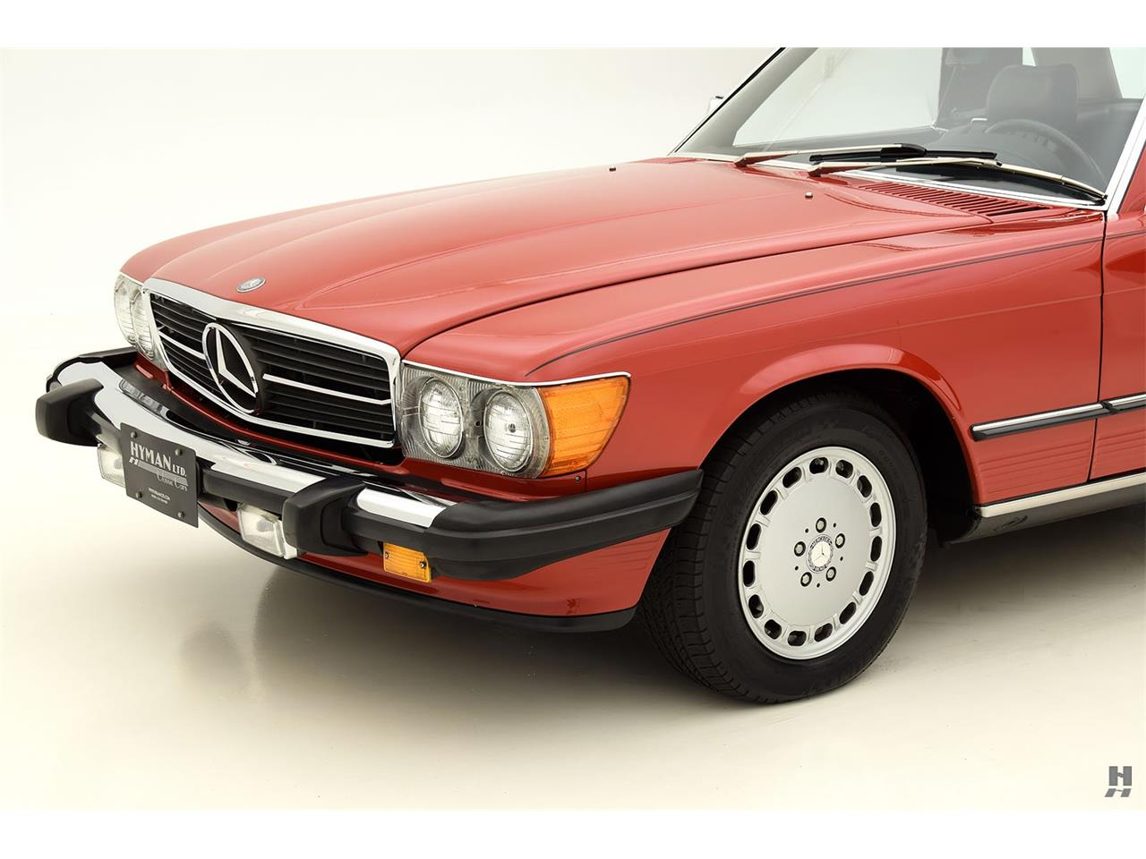 1987 Mercedes-Benz 560SL for sale in Saint Louis, MO – photo 27