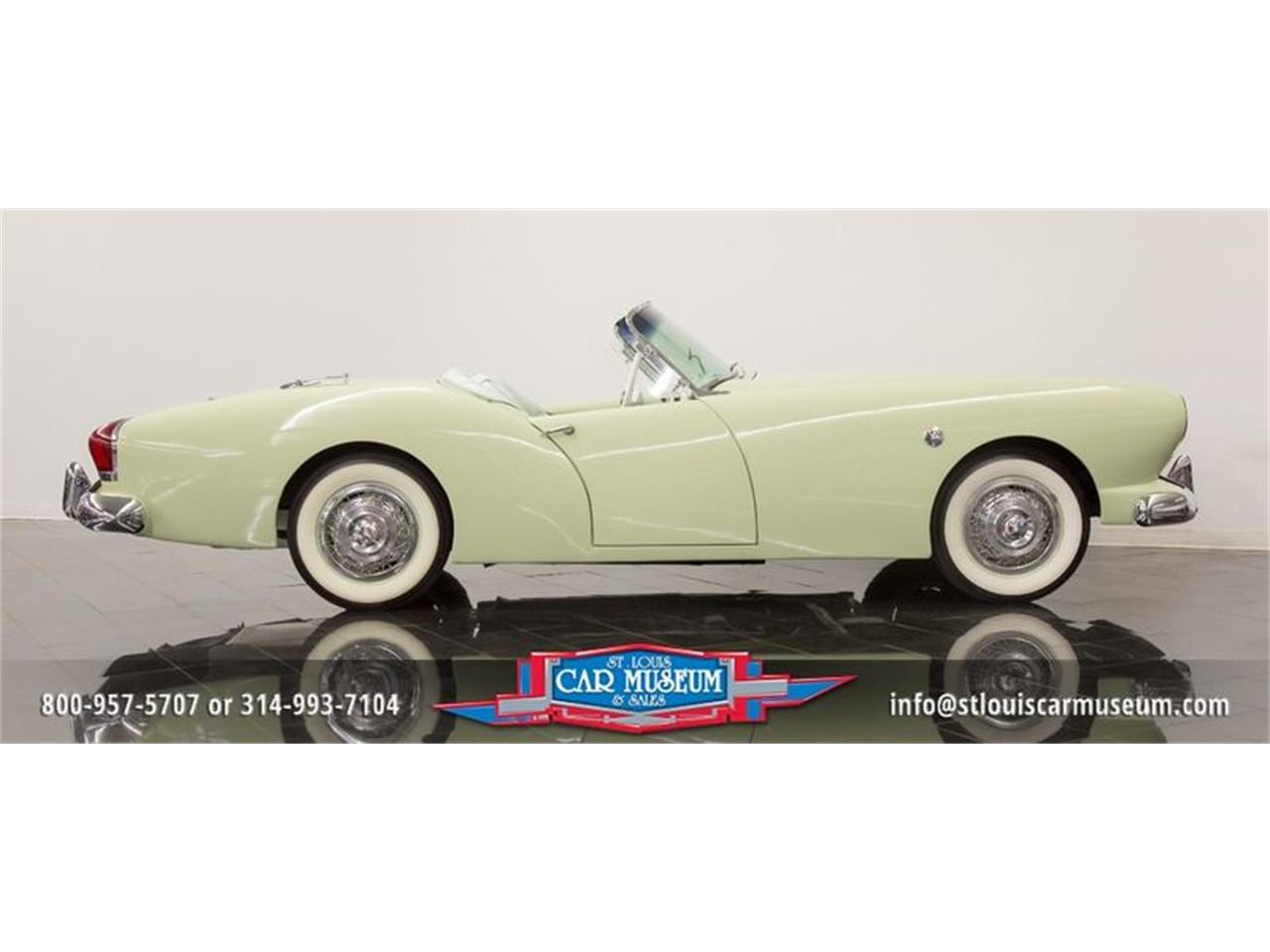 1954 Kaiser Darrin for sale in St. Louis, MO – photo 25