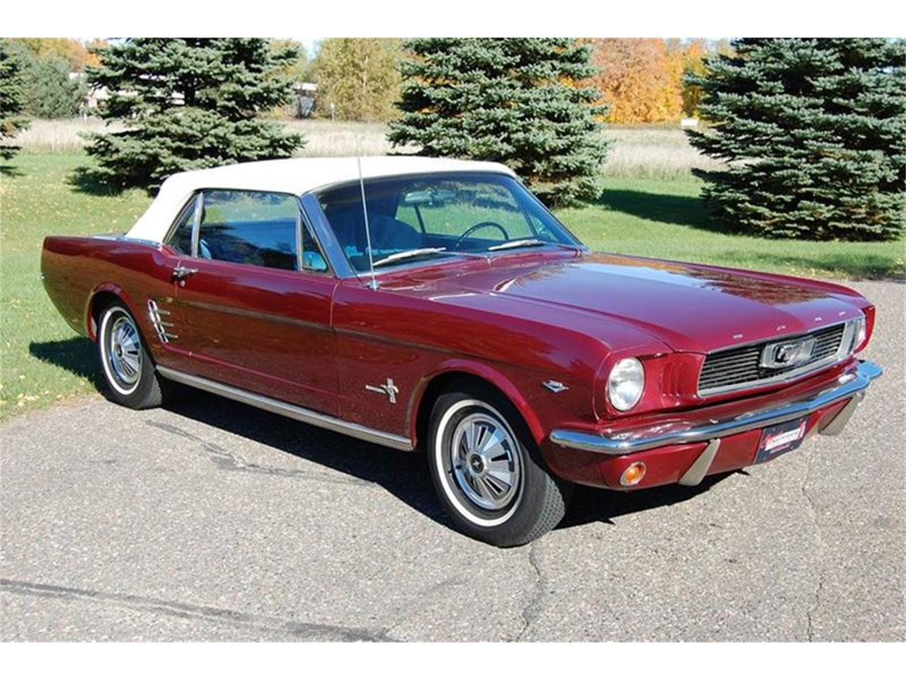 1966 Ford Mustang for sale in Rogers, MN – photo 15