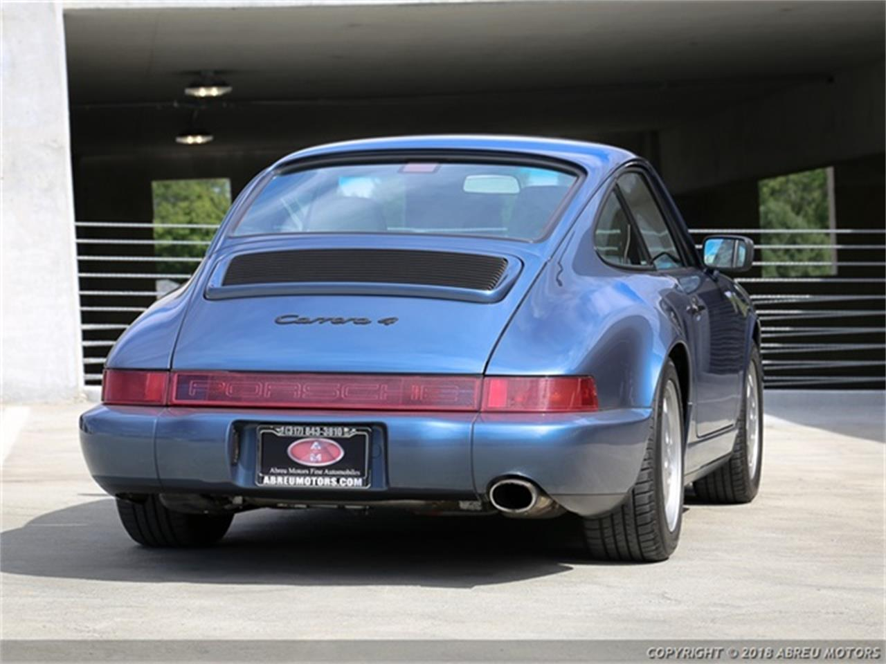 1989 Porsche 911 Carrera for sale in Carmel, IN – photo 33