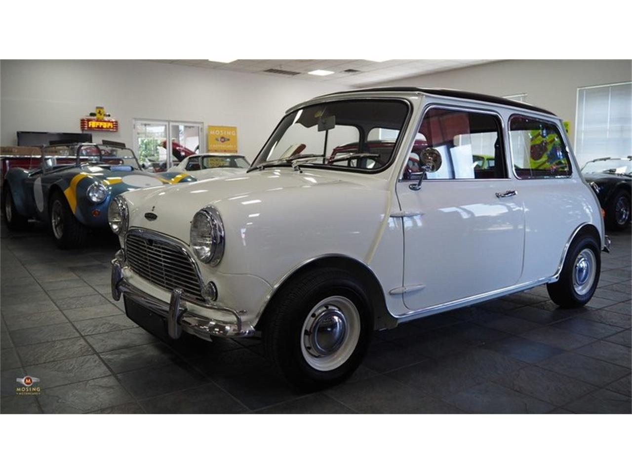 1967 Austin Mini Cooper S for sale in Austin, TX