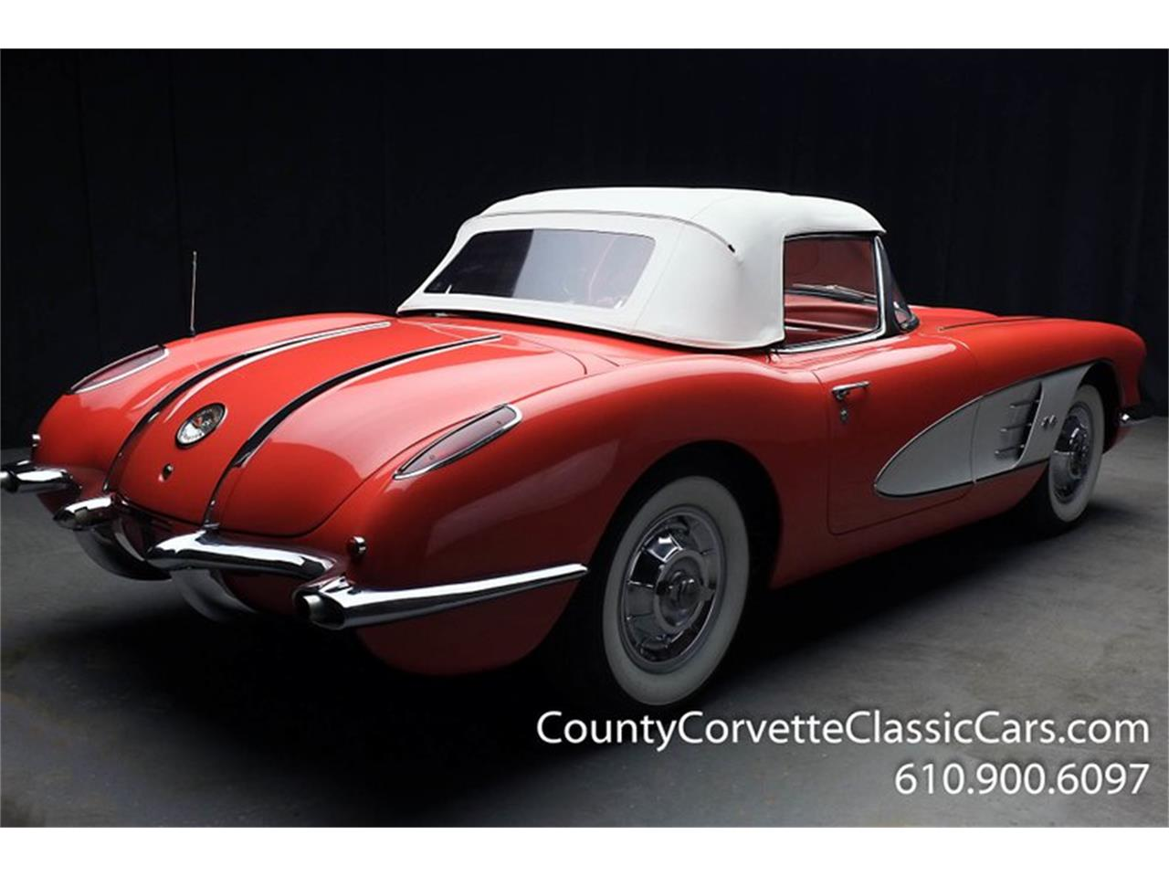 1958 Chevrolet Corvette for sale in West Chester, PA – photo 8