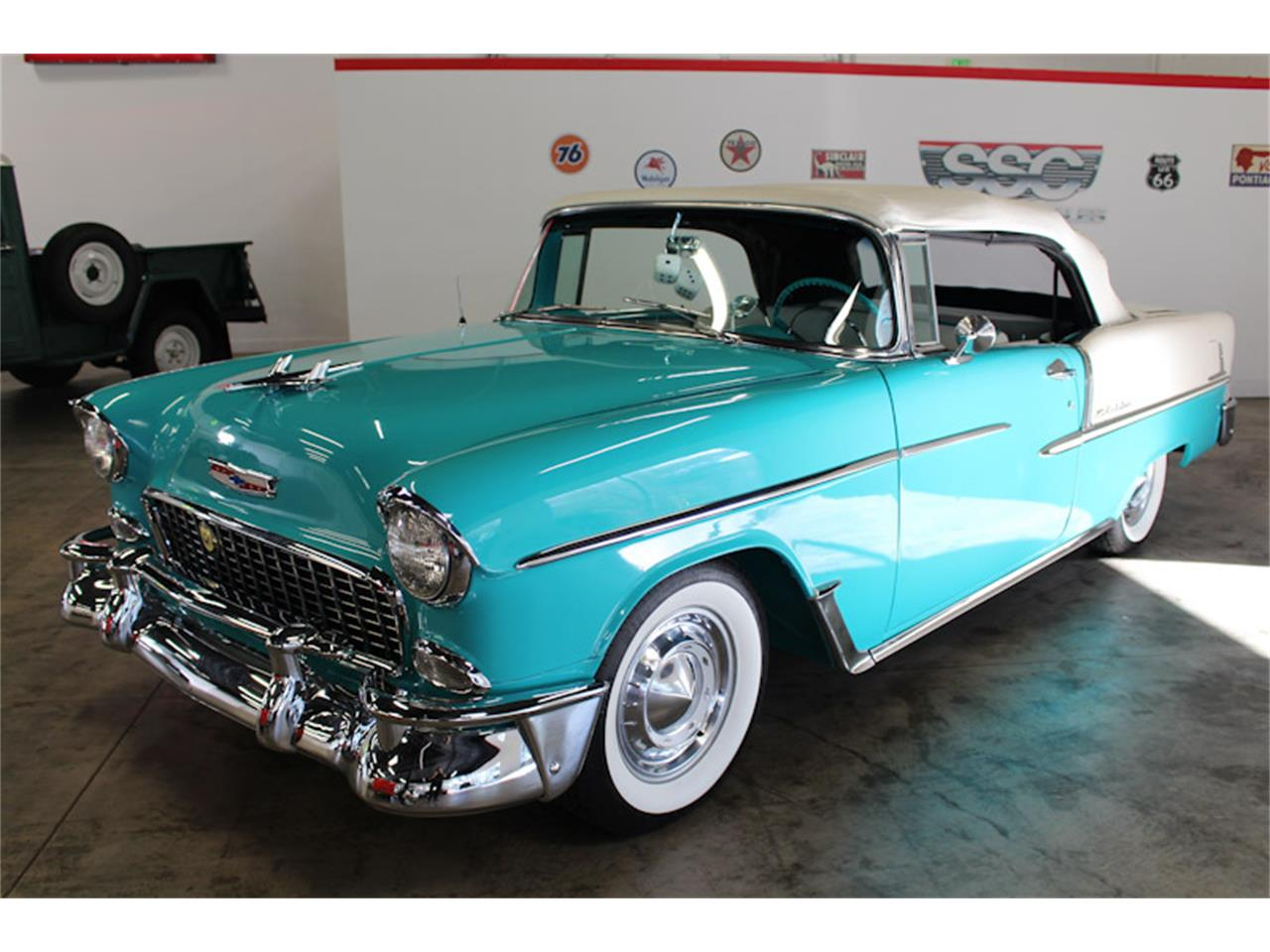 1955 Chevrolet Bel Air for sale in Fairfield, CA – photo 42