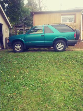 1996 chevy blazer 4x4 ls for sale in portland or classiccarsbay com classiccarsbay