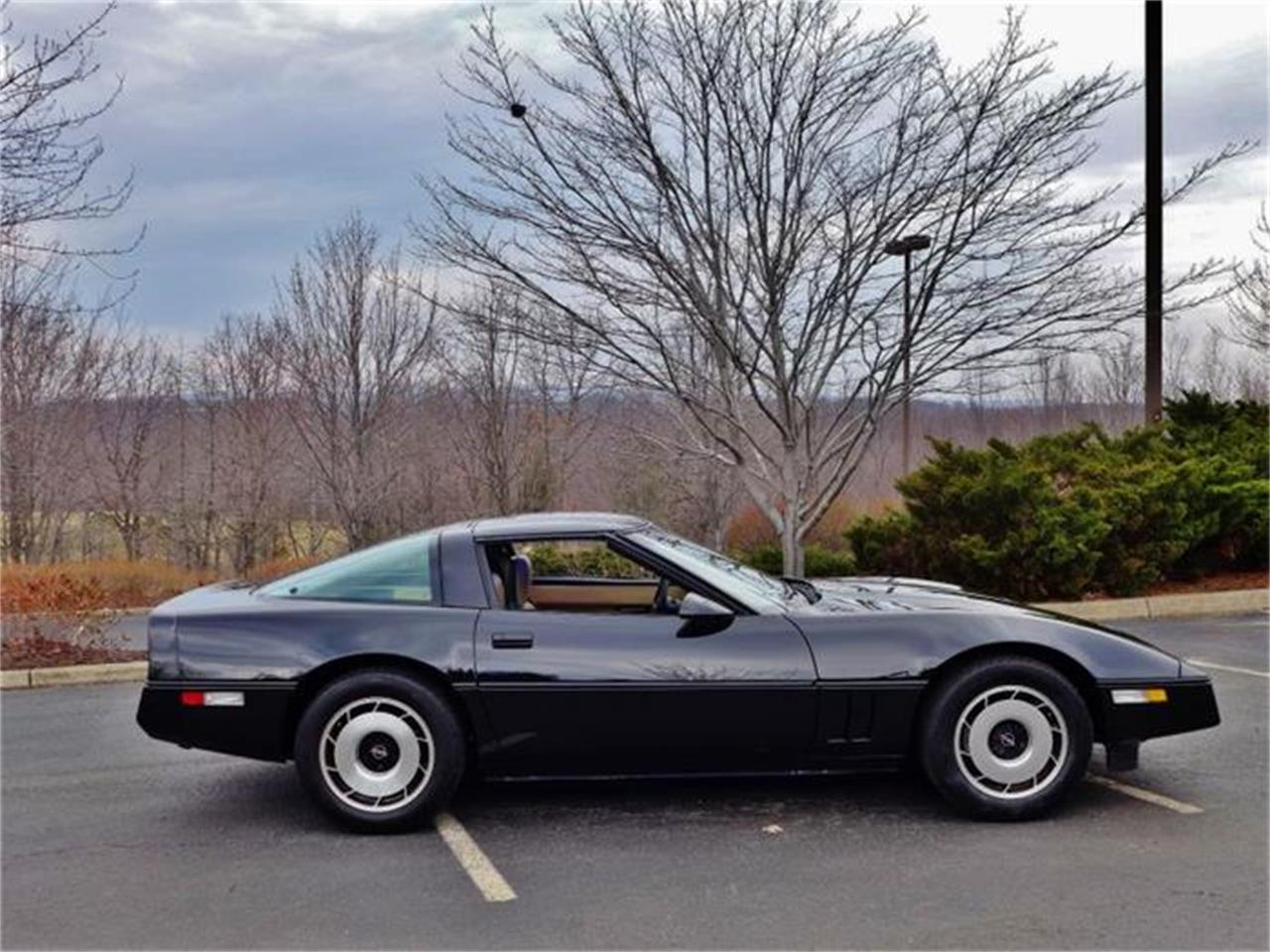 1984 Chevrolet Corvette for sale in Old Forge, PA